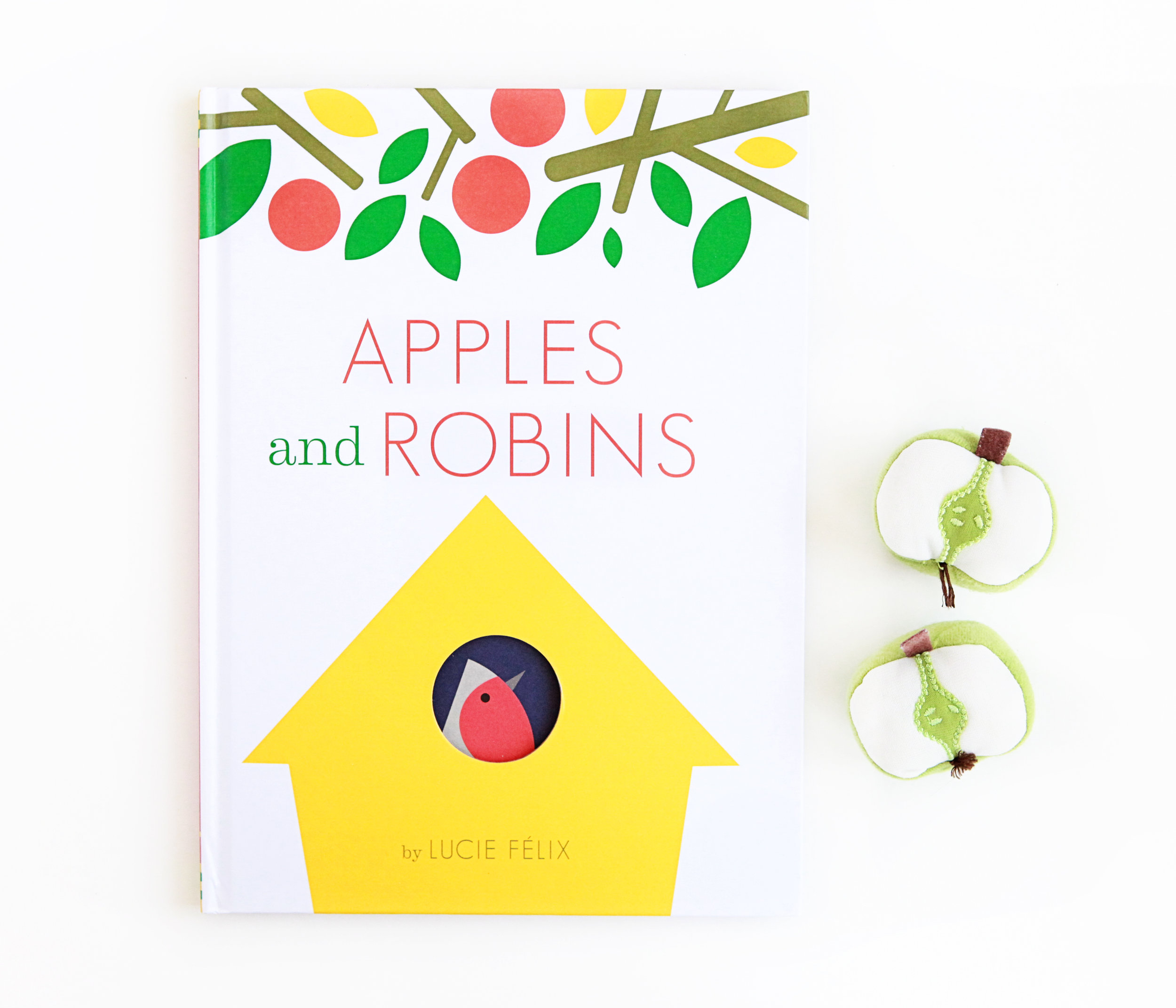 Apples and Robins   Little Lit Book Series