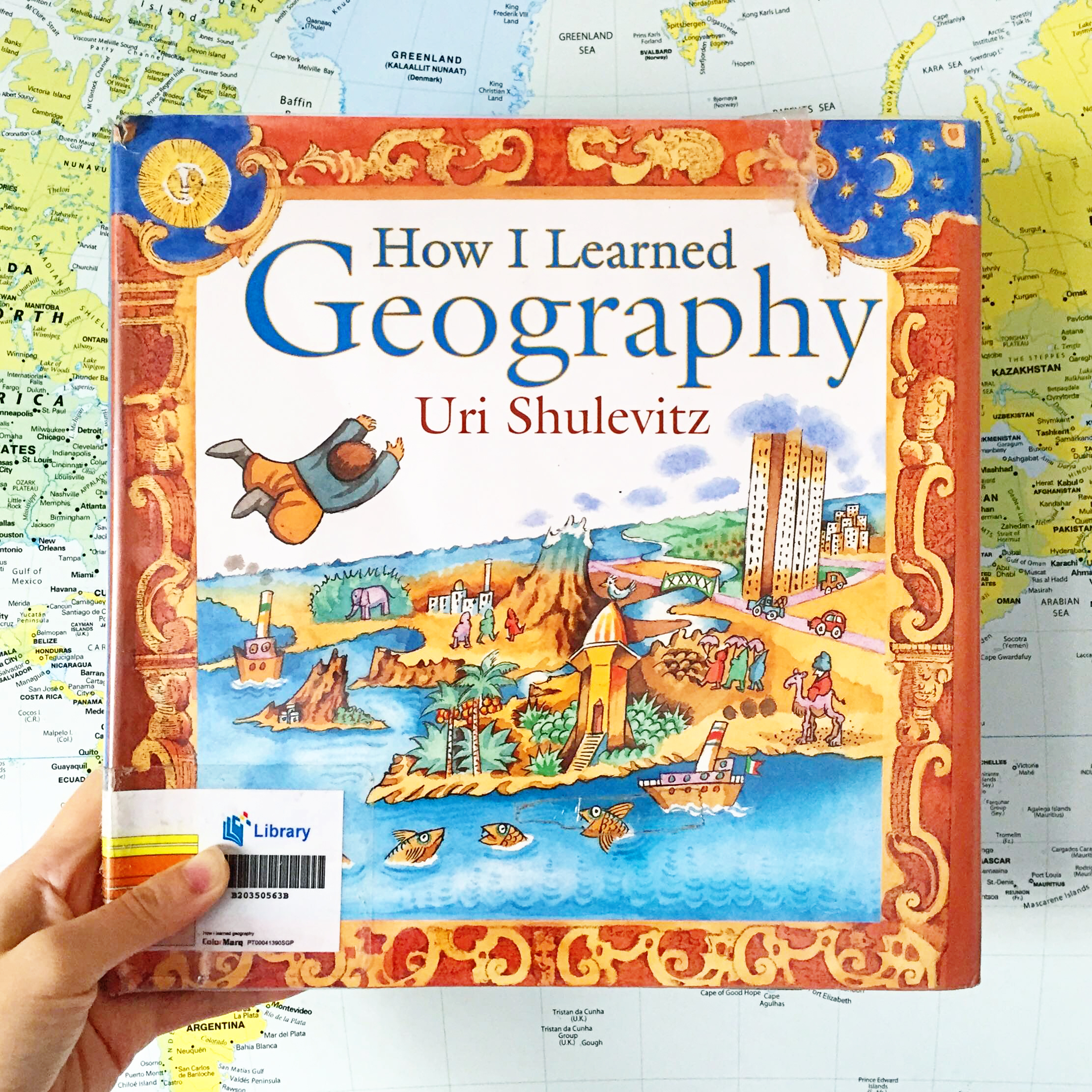 Little Lit Book Series: The Geography Edition
