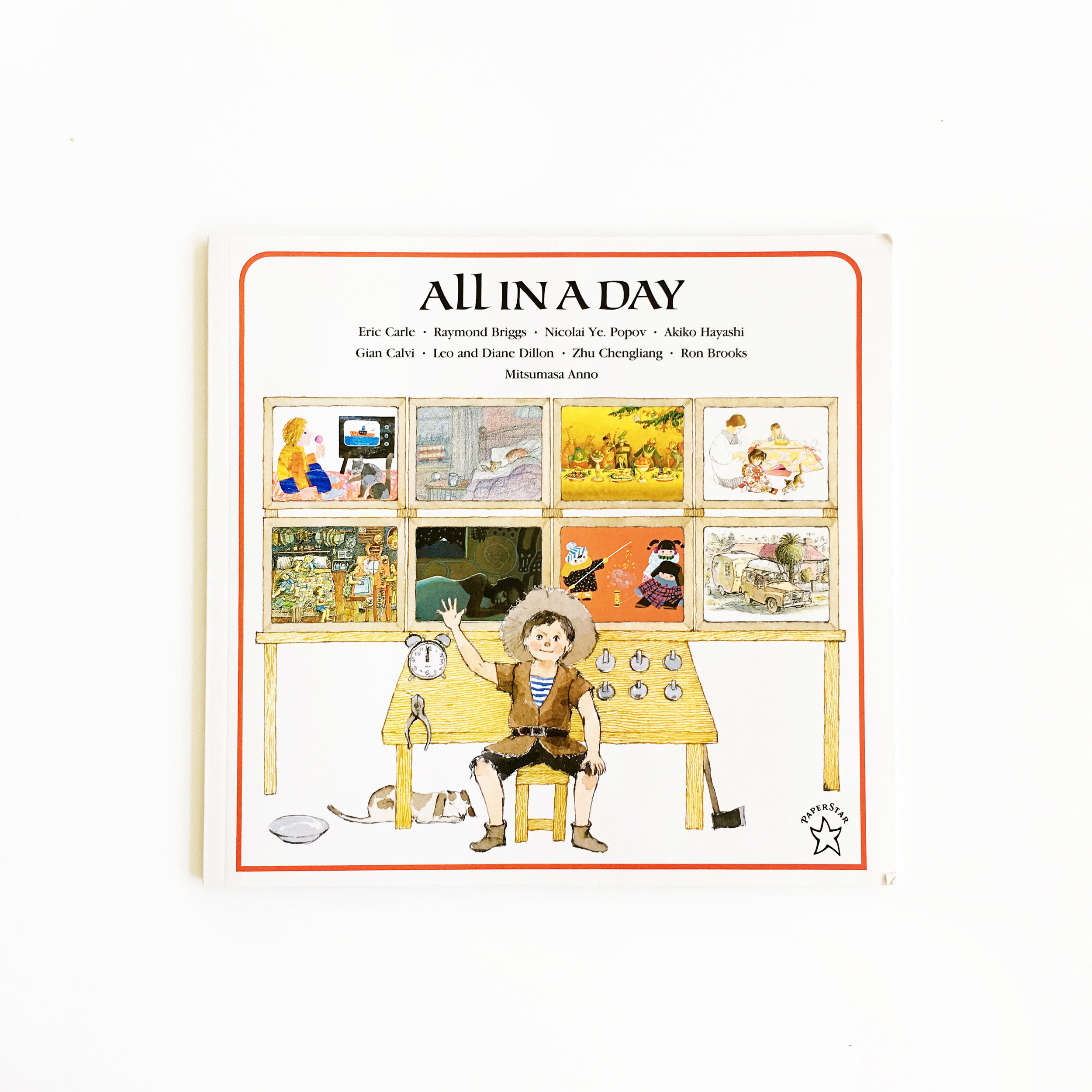All in a Day | Little Lit Book Series