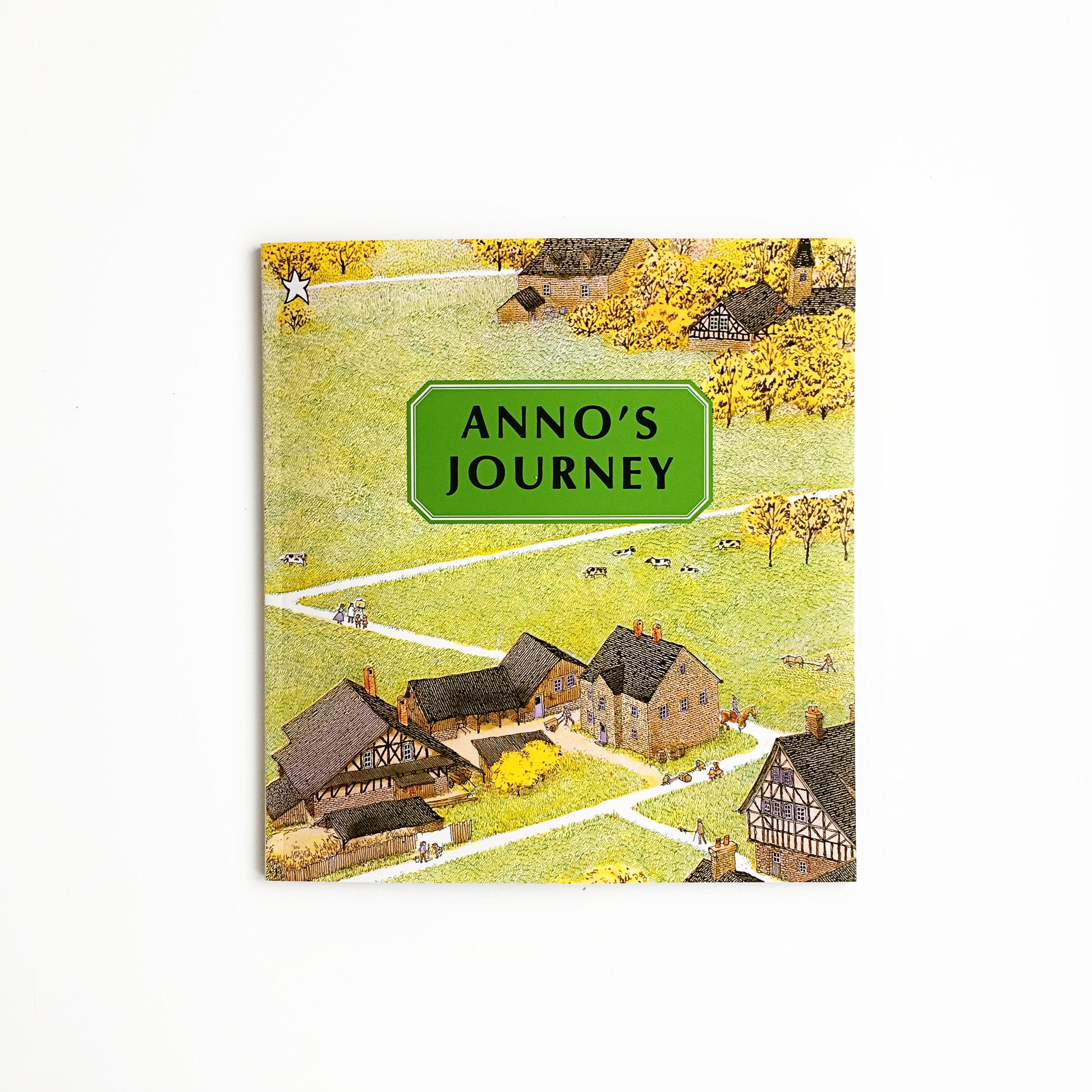 Anno's Journey | Little Lit Book Series