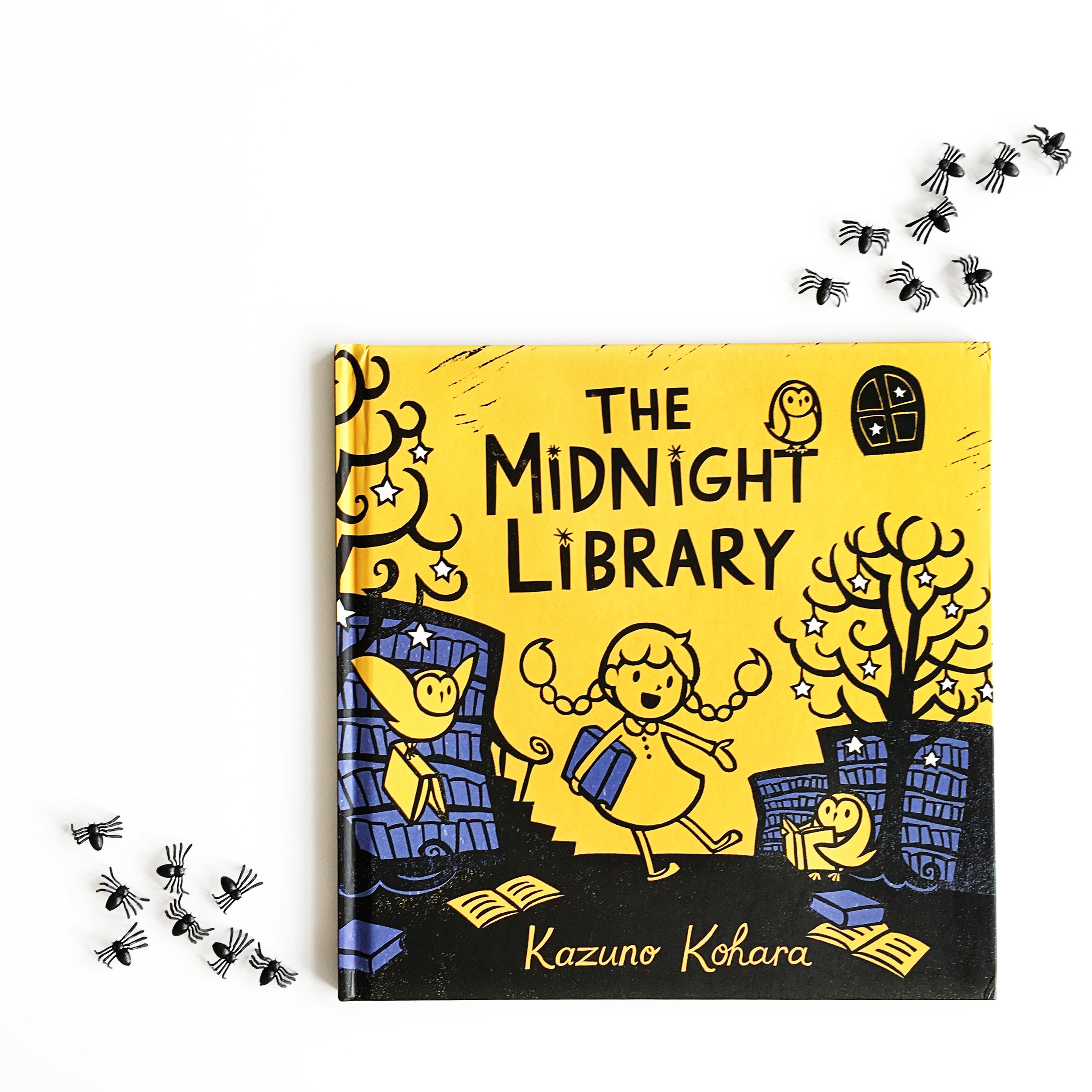 The Midnight Library   Little Lit Book Series