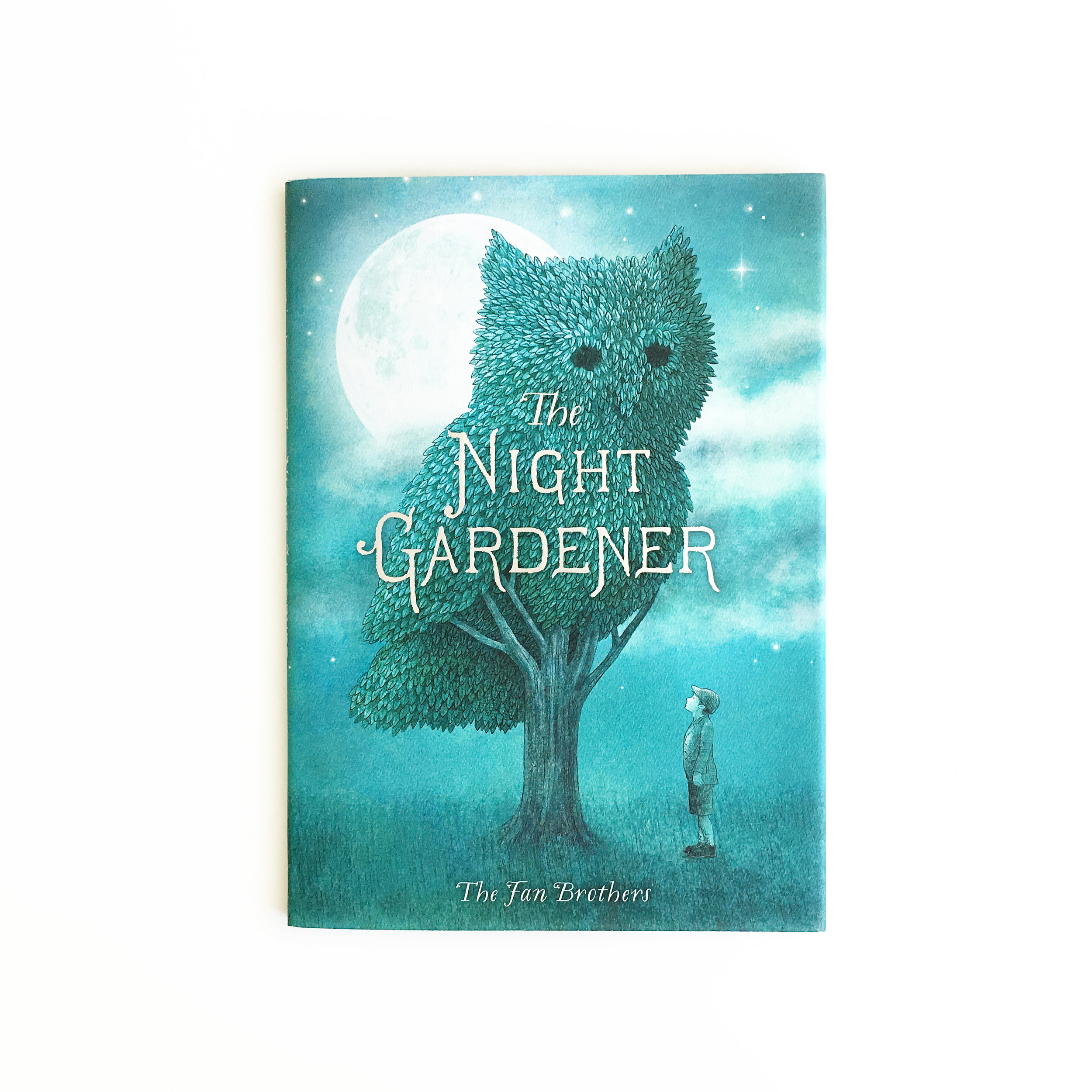 The Night Gardener + Giveaway | Little Lit Book Series