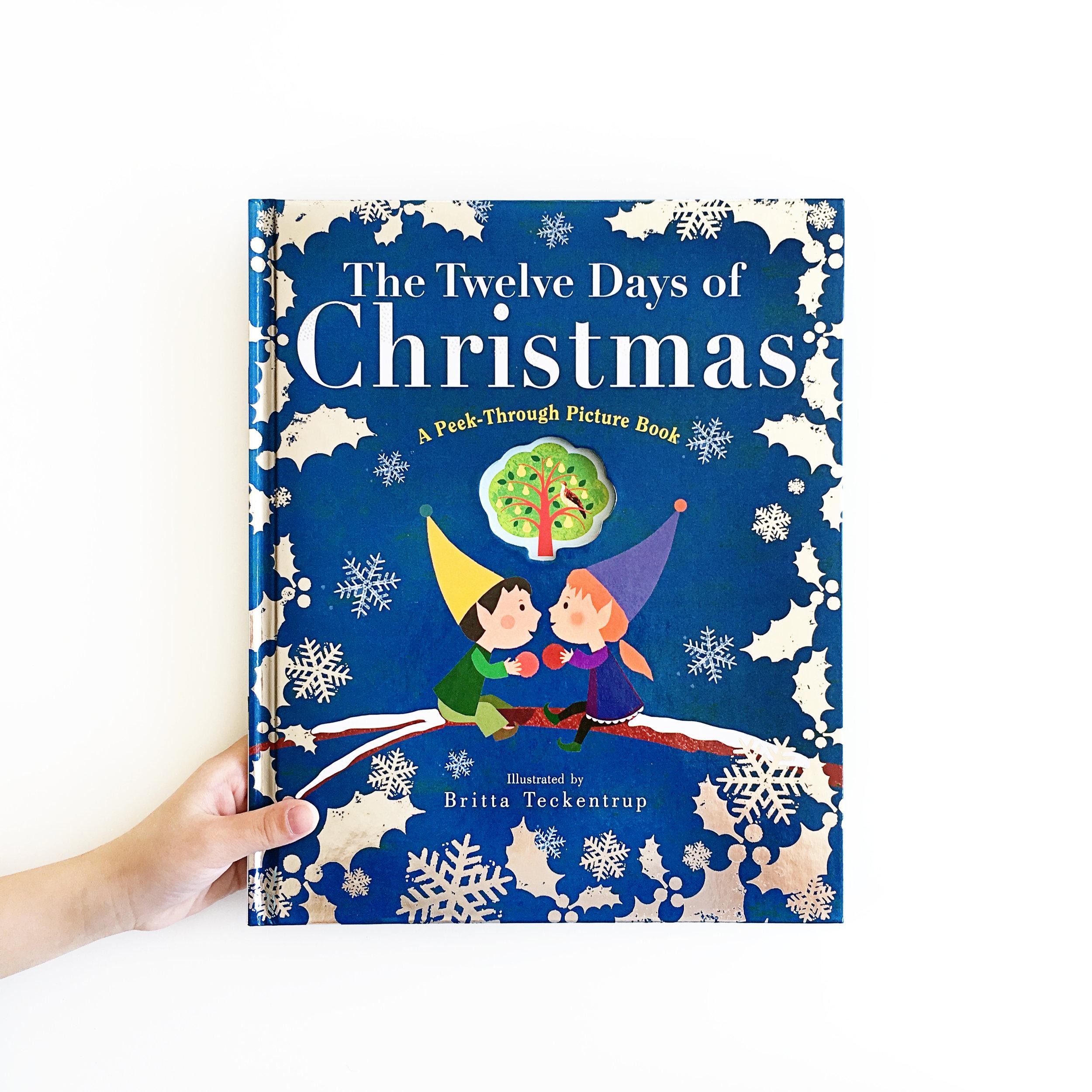 The Twelve Days of Christmas | Little Lit Book Series