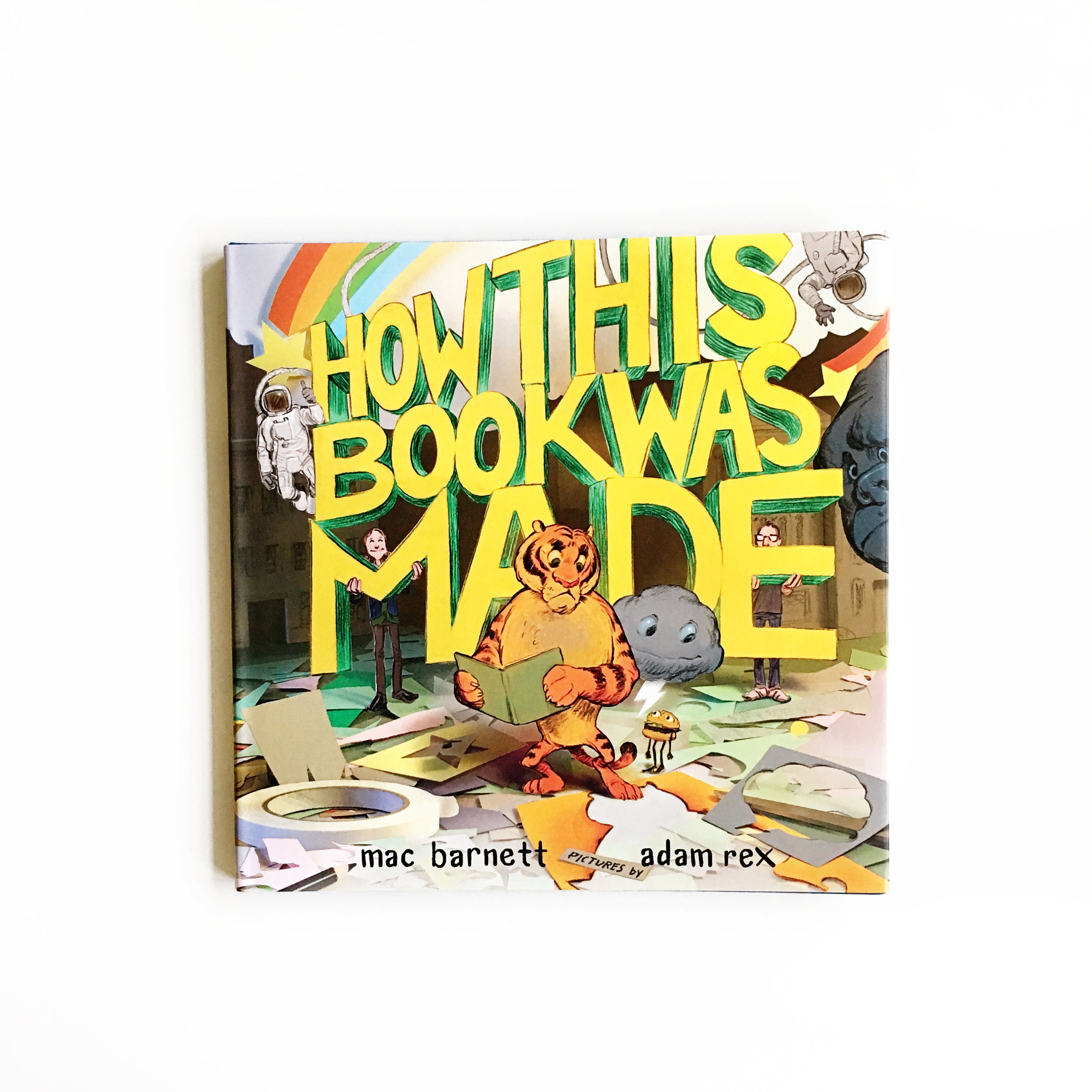 How This Book Was Made | Little Lit Book Series