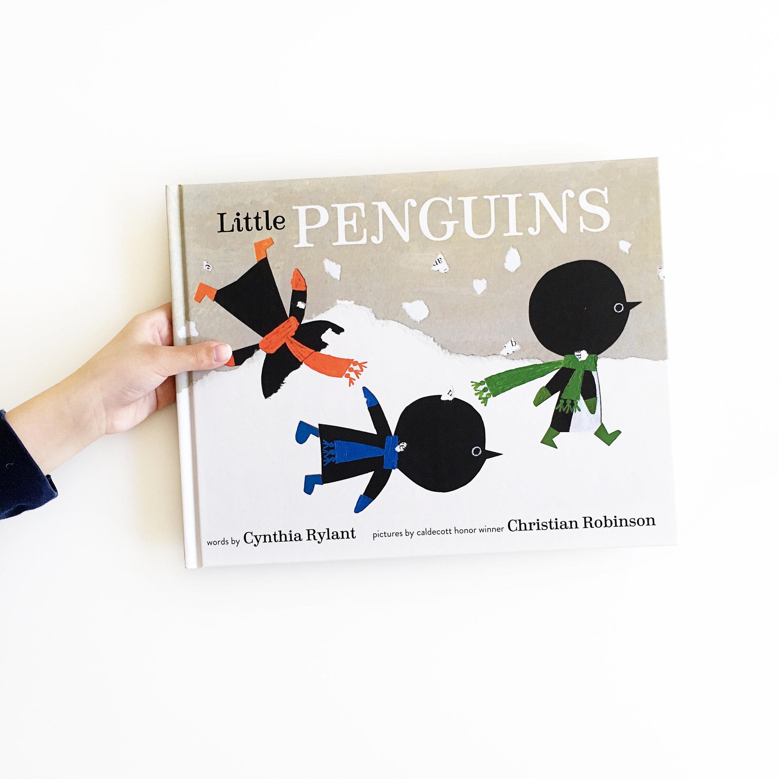 Little Penguins | Little Lit Book Series