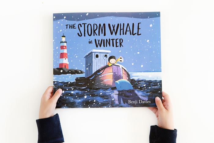 The Storm Whale in Winter | Little Lit Book Series