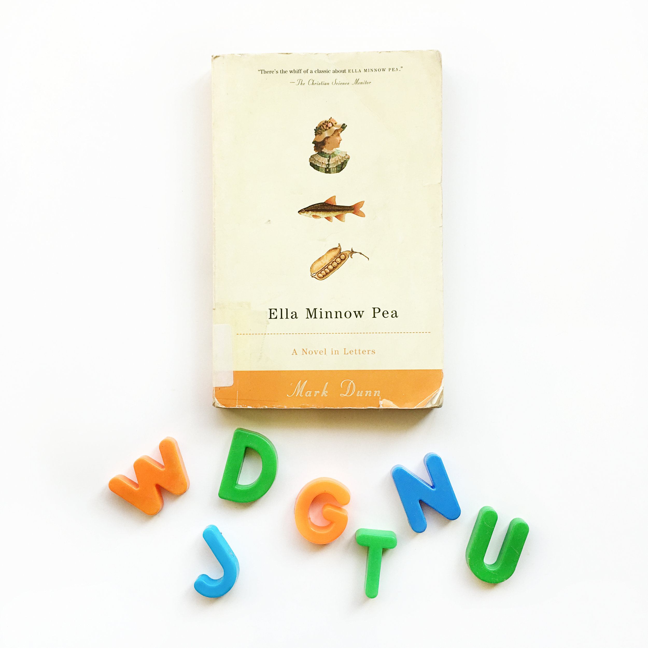 Ella Minnow Pea | Little Lit Book Series