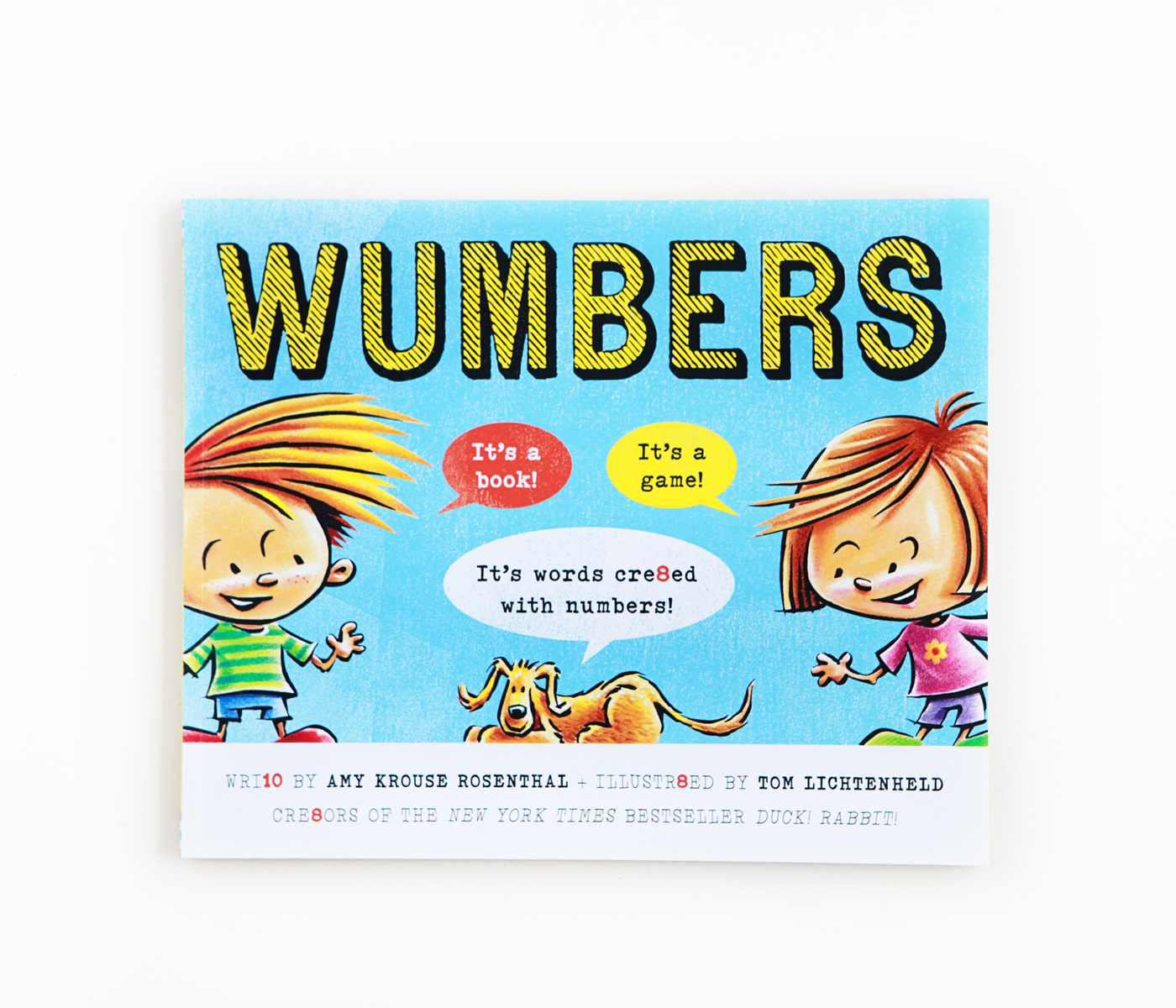Wumbers | Little Lit Book Series