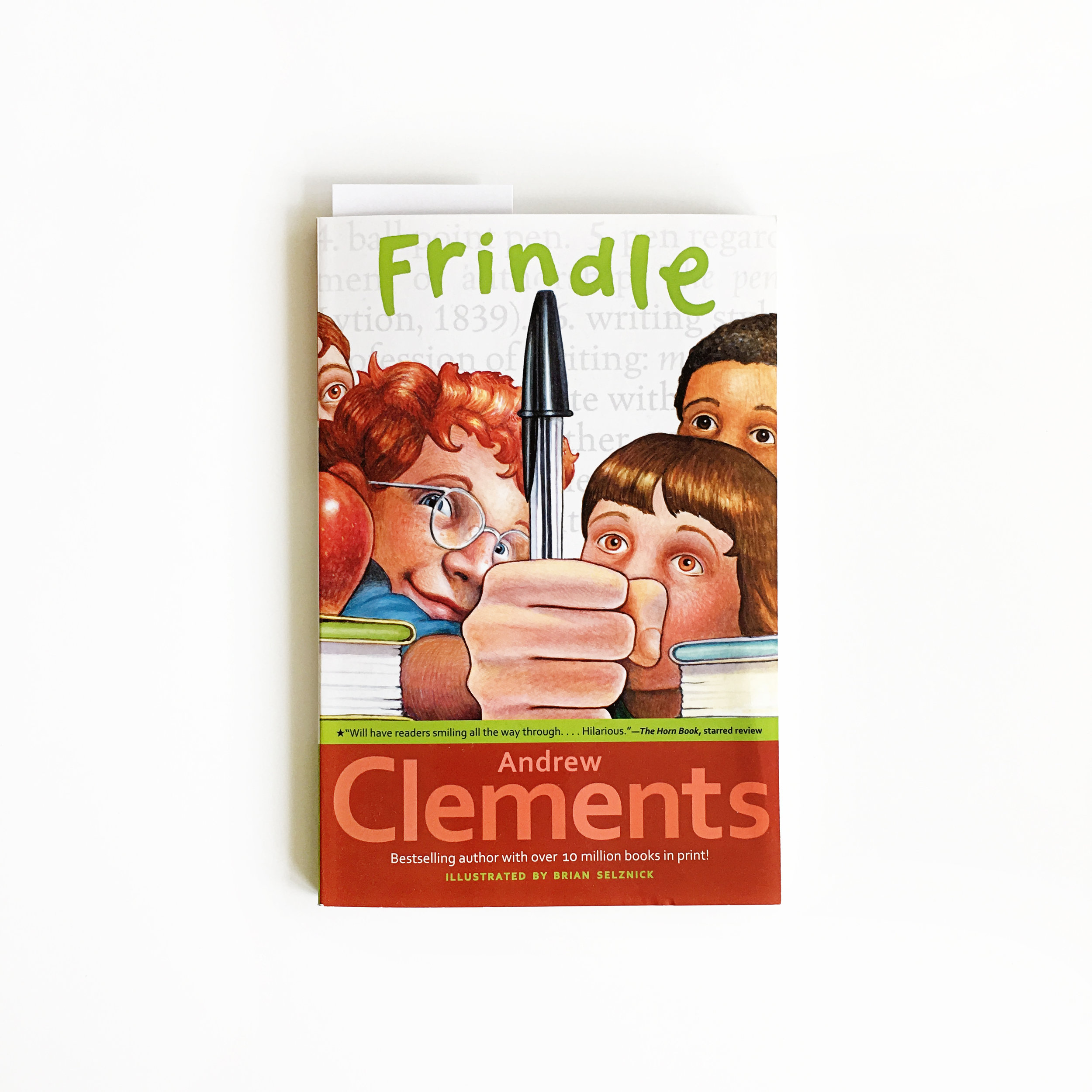 Frindle | Little Lit Book Series