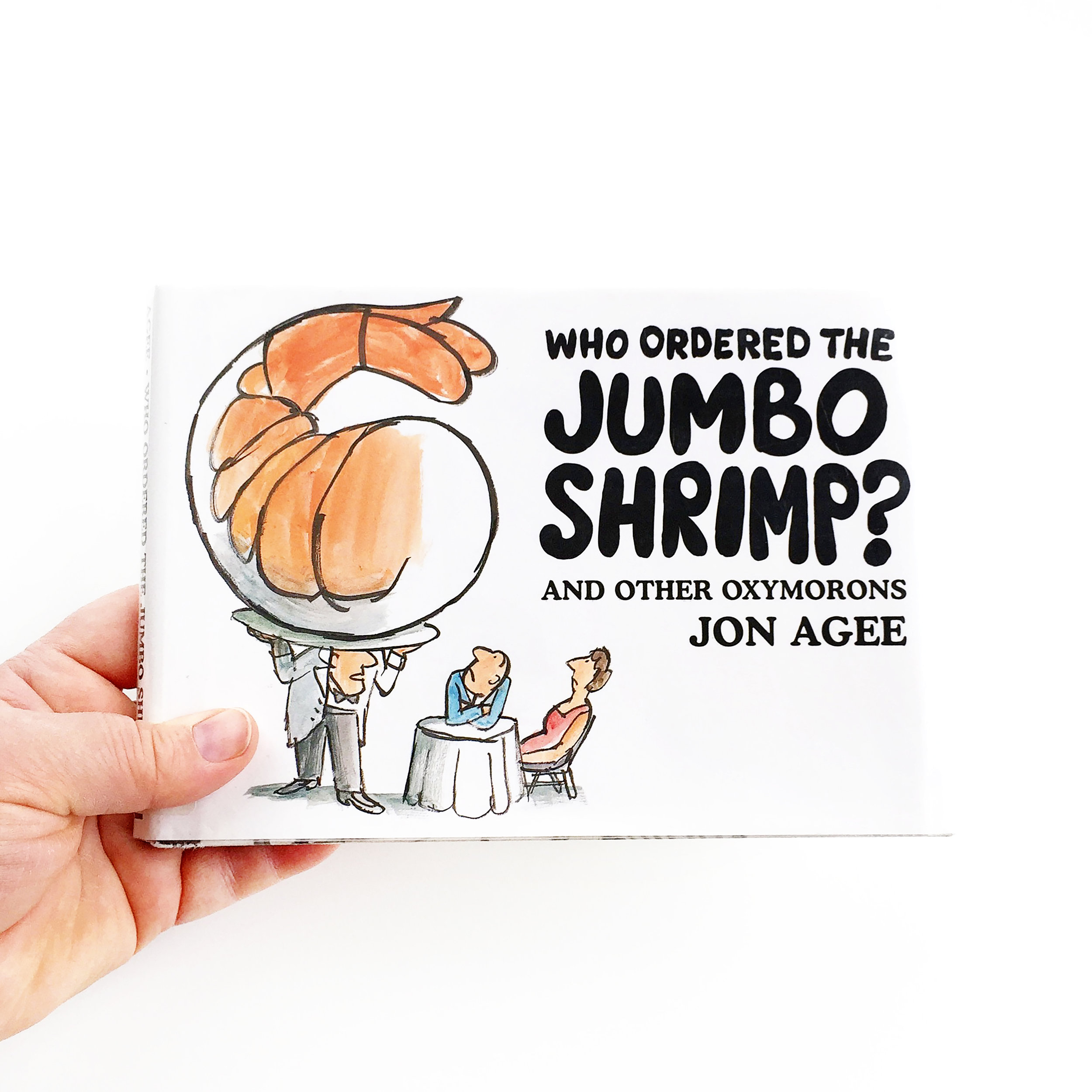 Who Ordered the Jumbo Shrimp? and Other Oxymorons | Little Lit Book Series