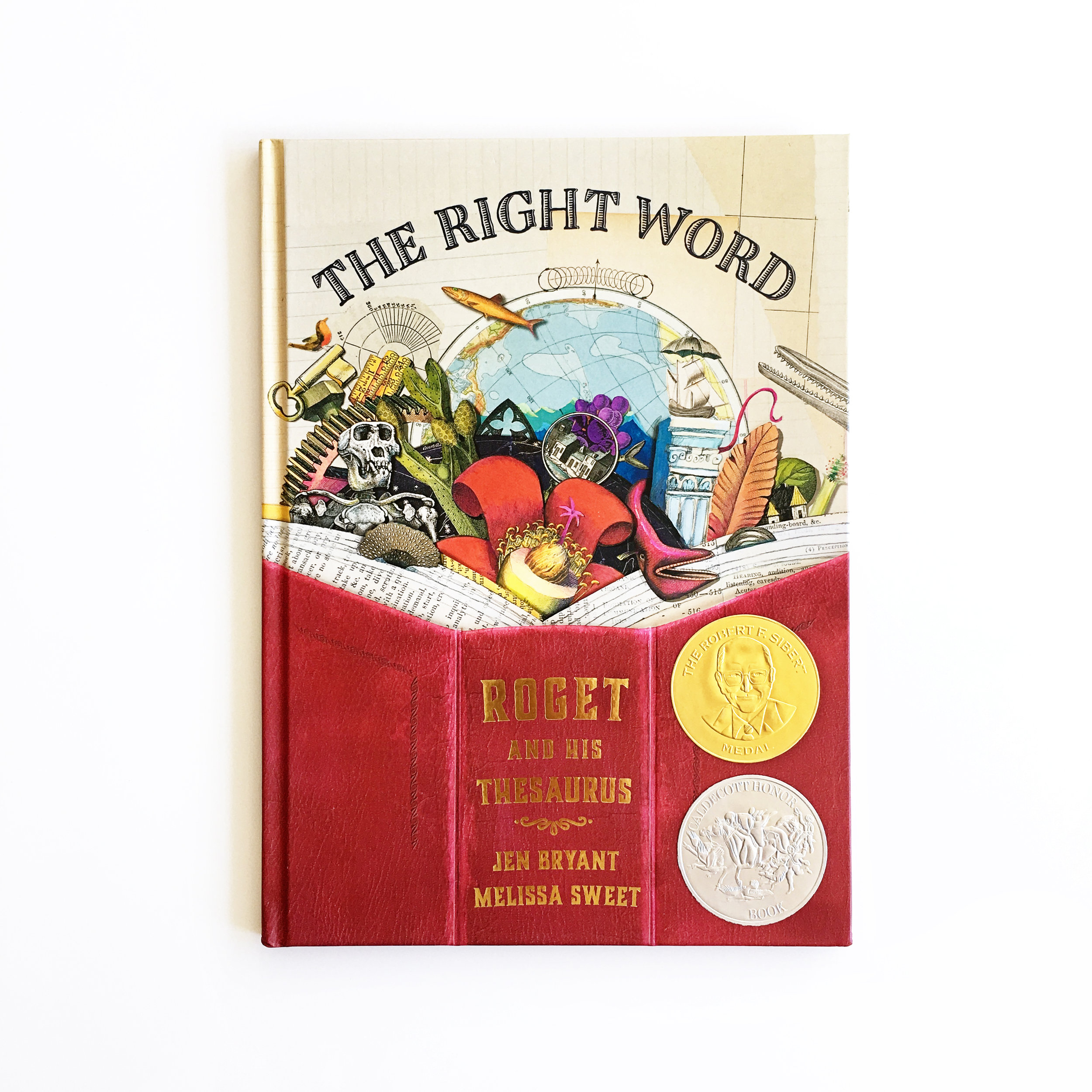 The Right Word: Roget and His Thesaurus   Little Lit Book Series