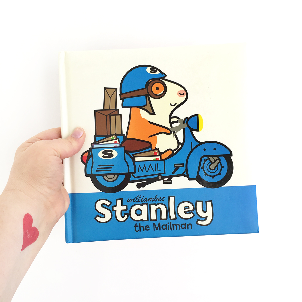 Stanley the Mailman | Little Lit Book Series