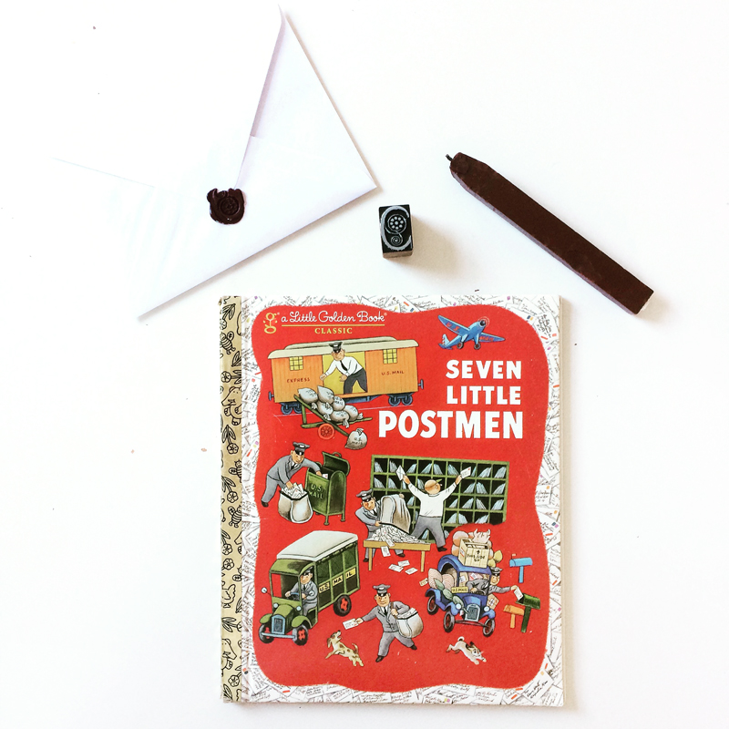 Little Lit Book Series on Mail