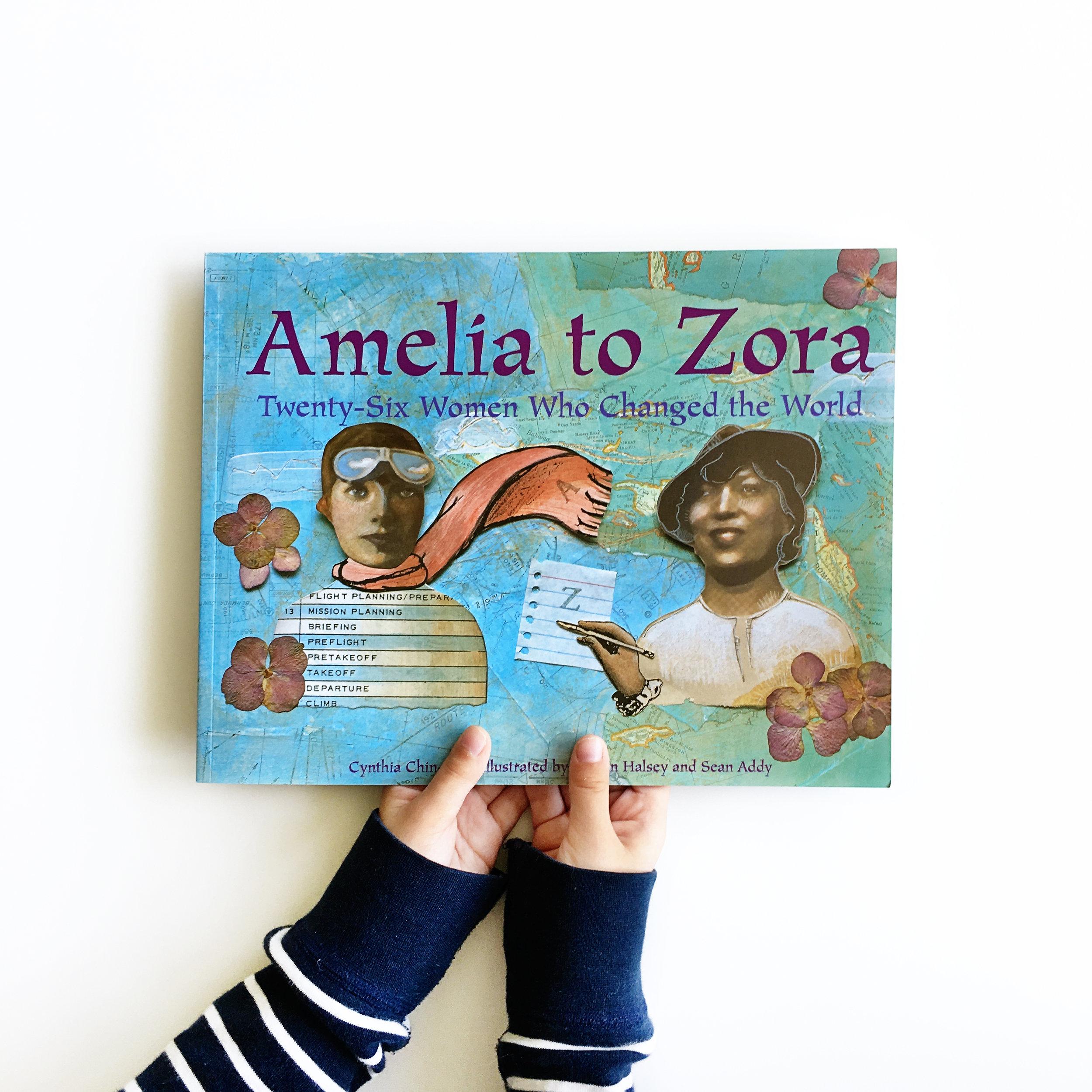 Amelia to Zora | Little Lit Book Series