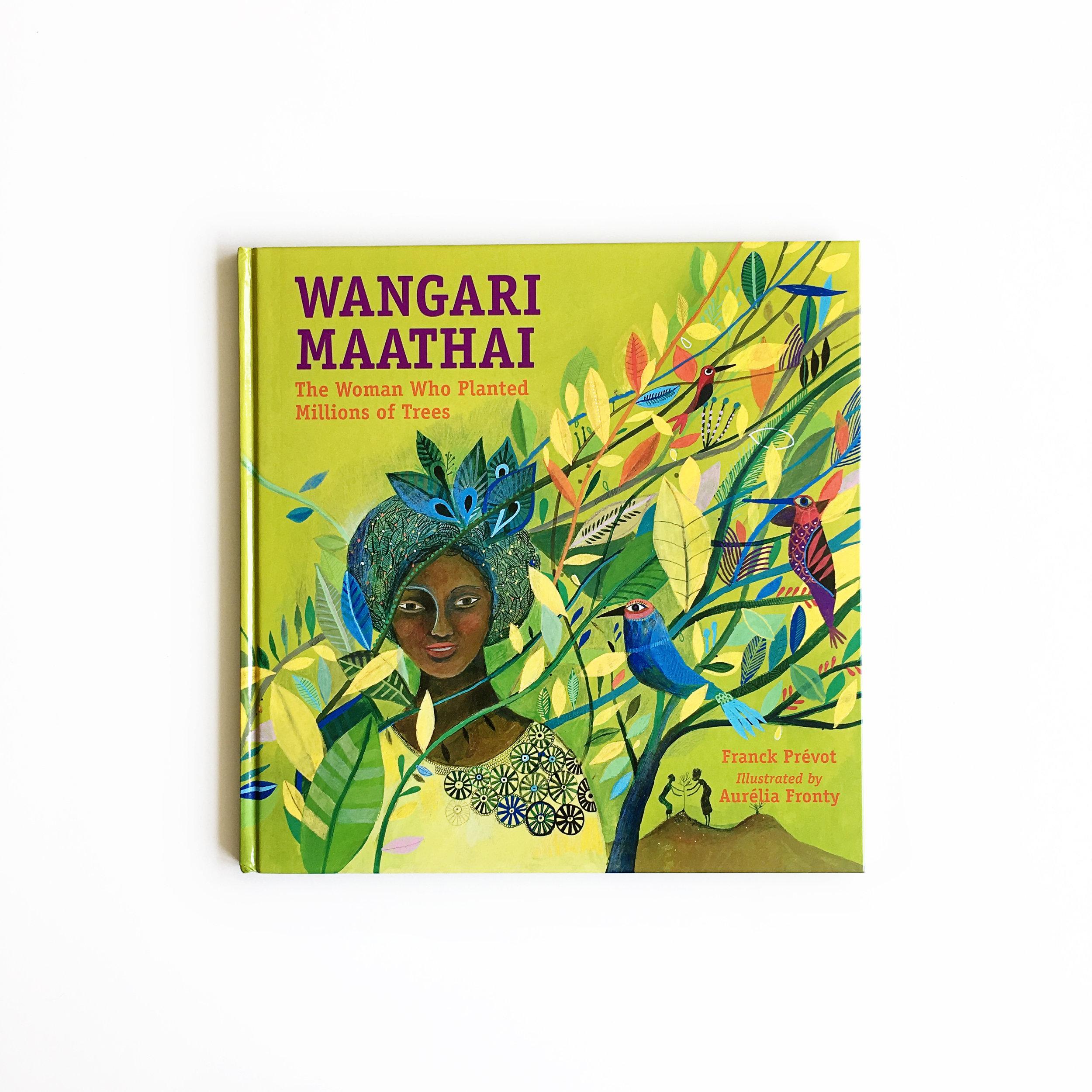 Wangari Maathai | Little Lit Book Series