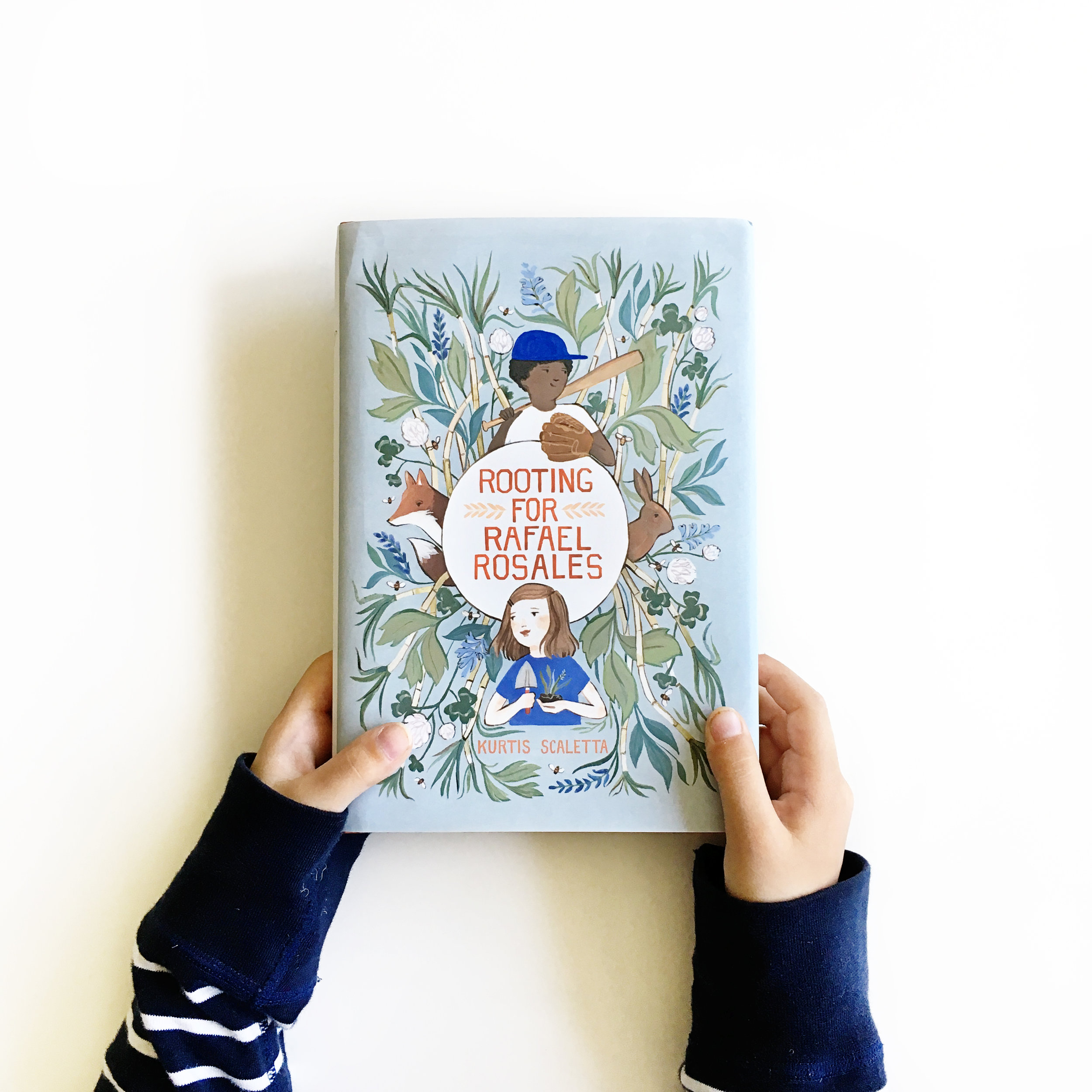 Rooting for Rafael Rosales | Little Lit Book Series