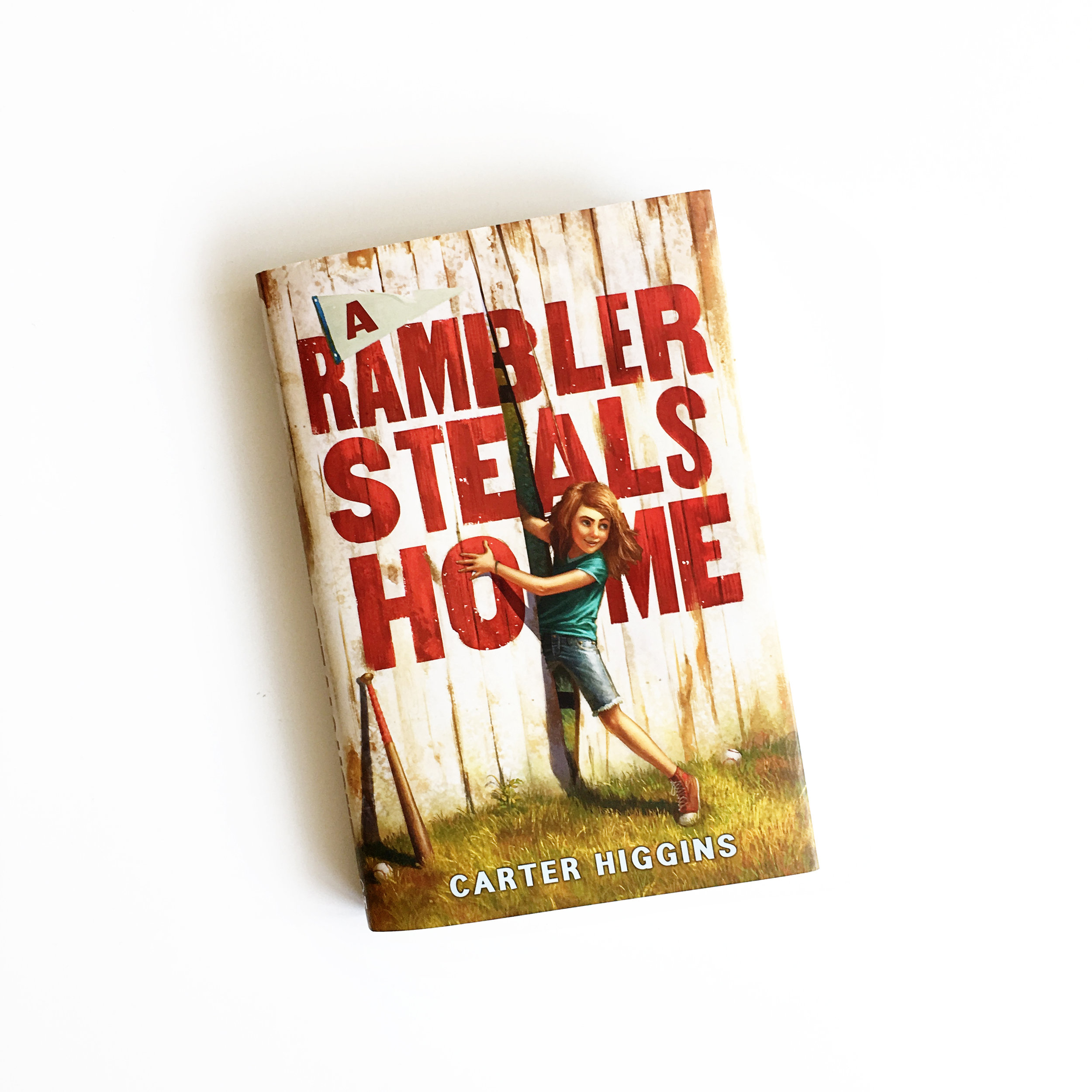 A Rambler Steals Home + Giveaway