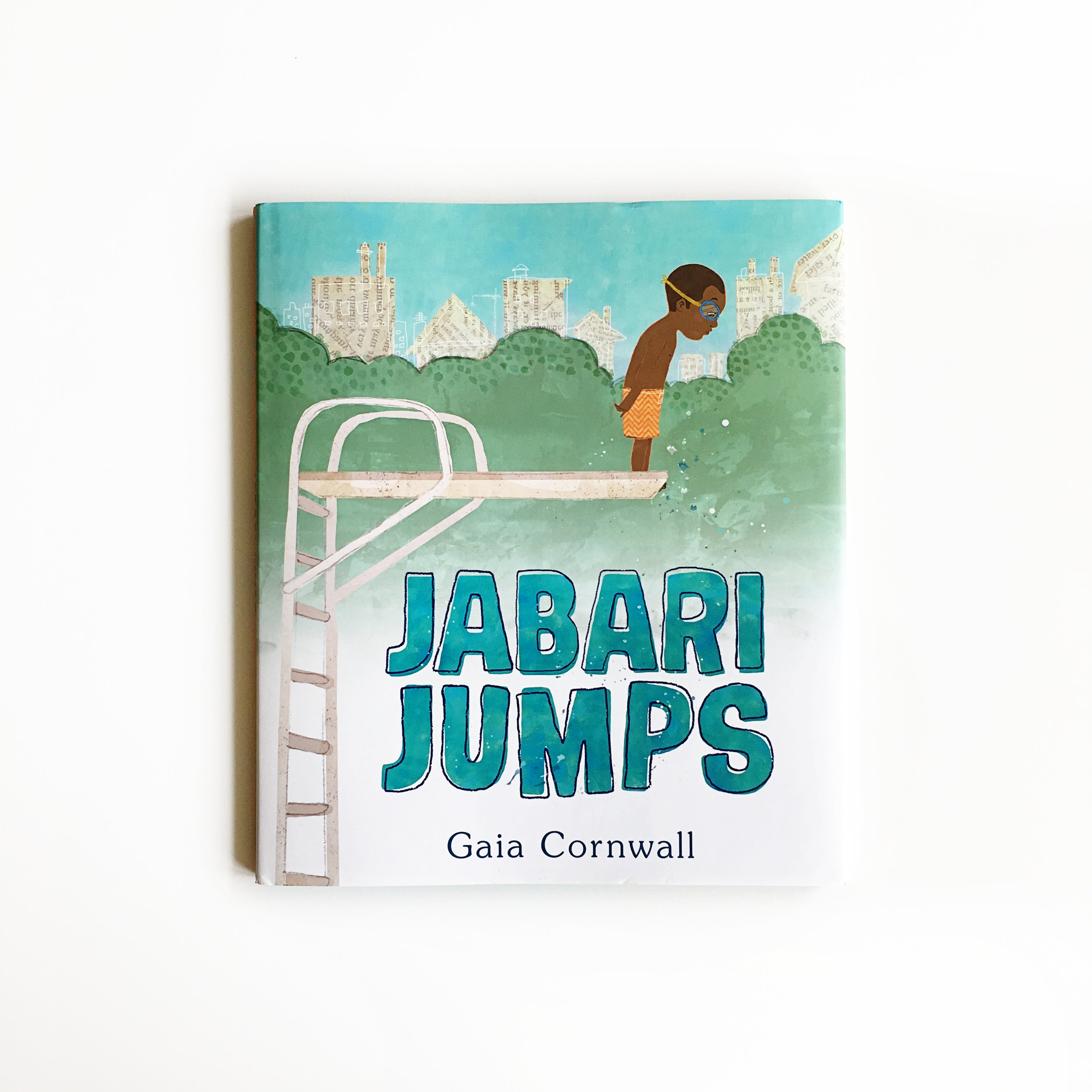 Jabari Jumps | Little Lit Book Series