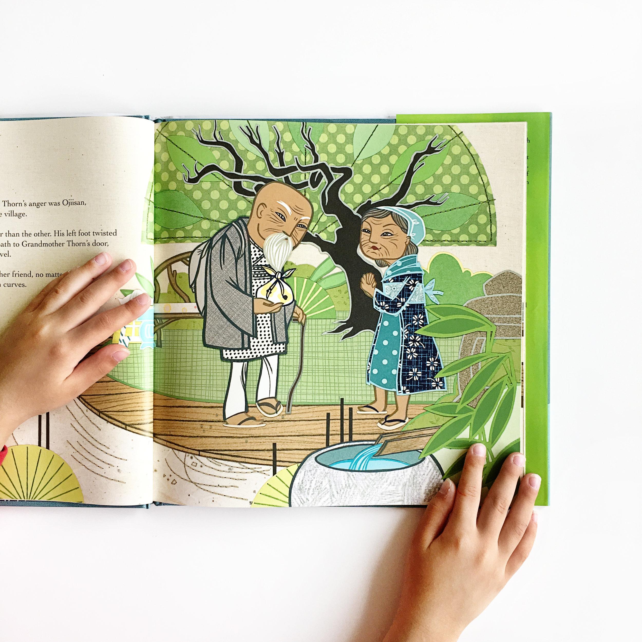 Grandmother Thorn | Little Lit Book Series