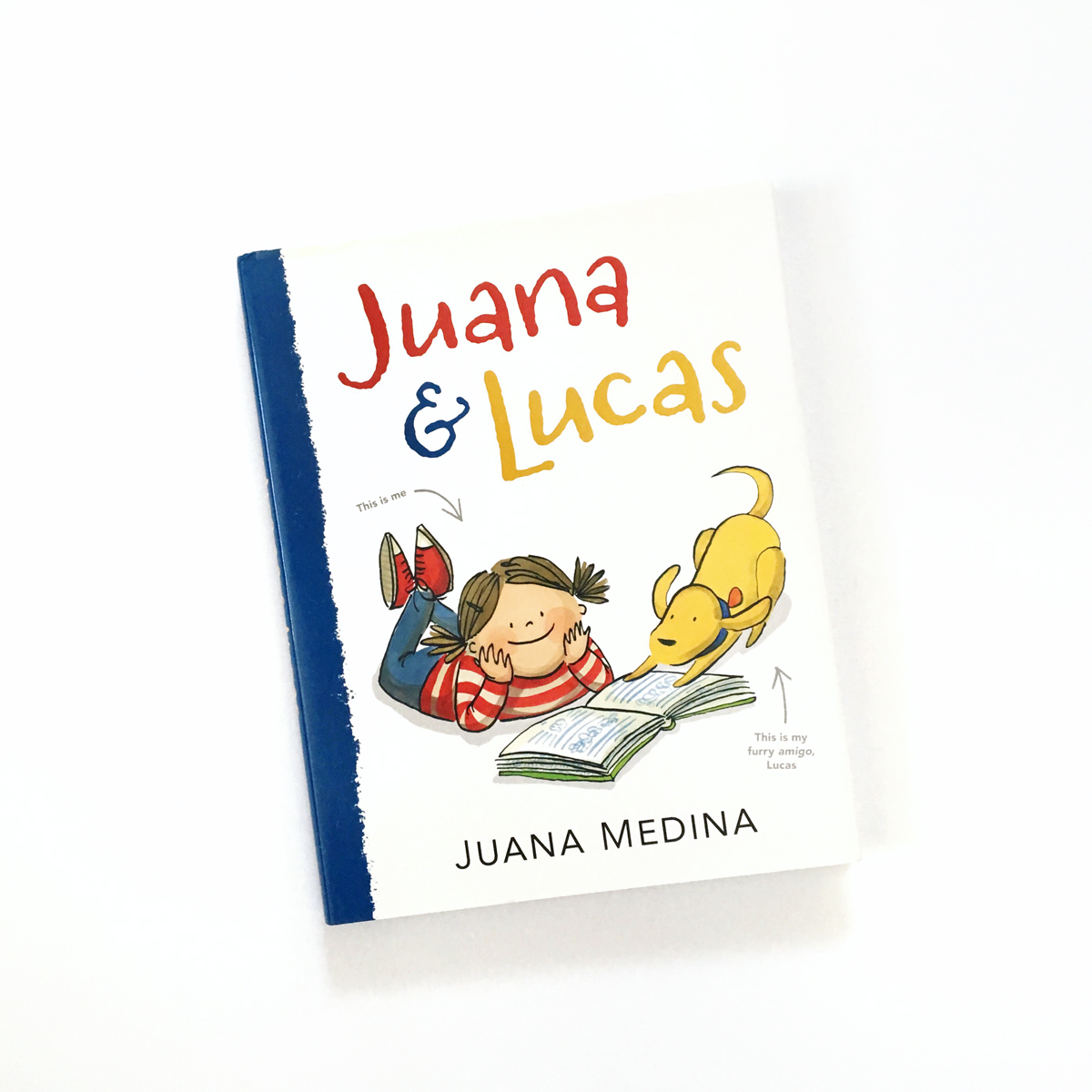 Juana and Lucas   Little Lit Book Series