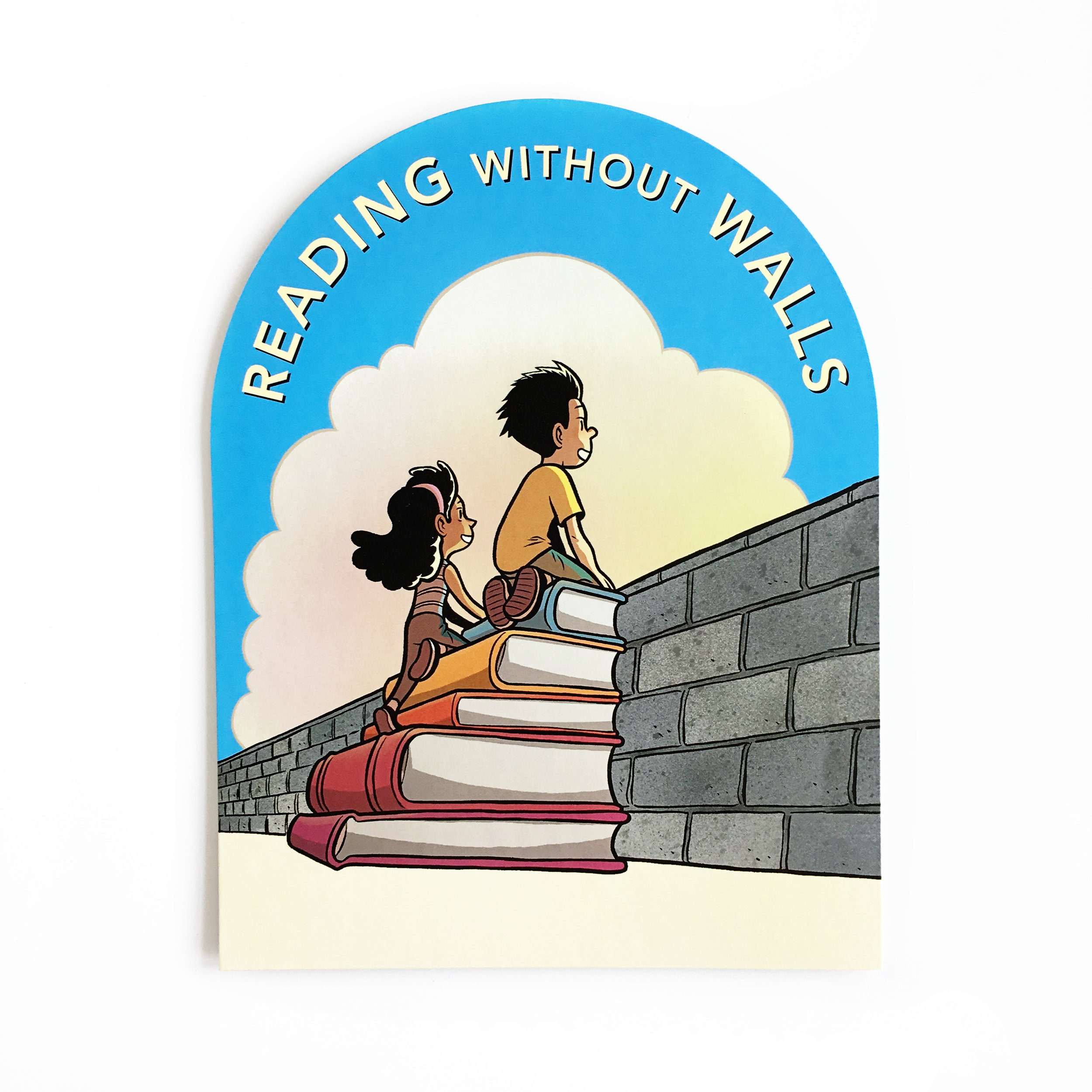 Reading Without Walls | Little Lit Book Series