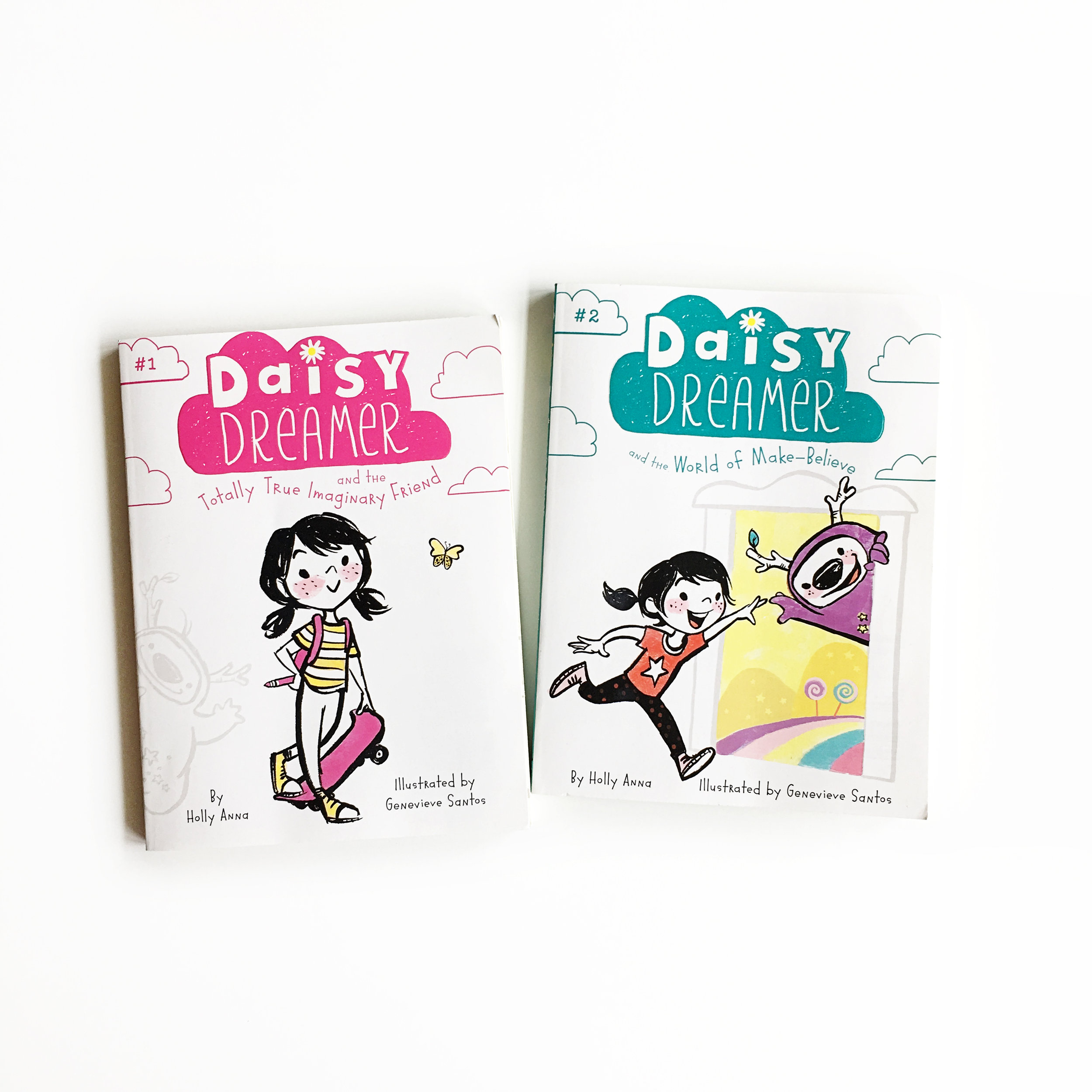 Daisy Dreamer | Little Lit Book Series