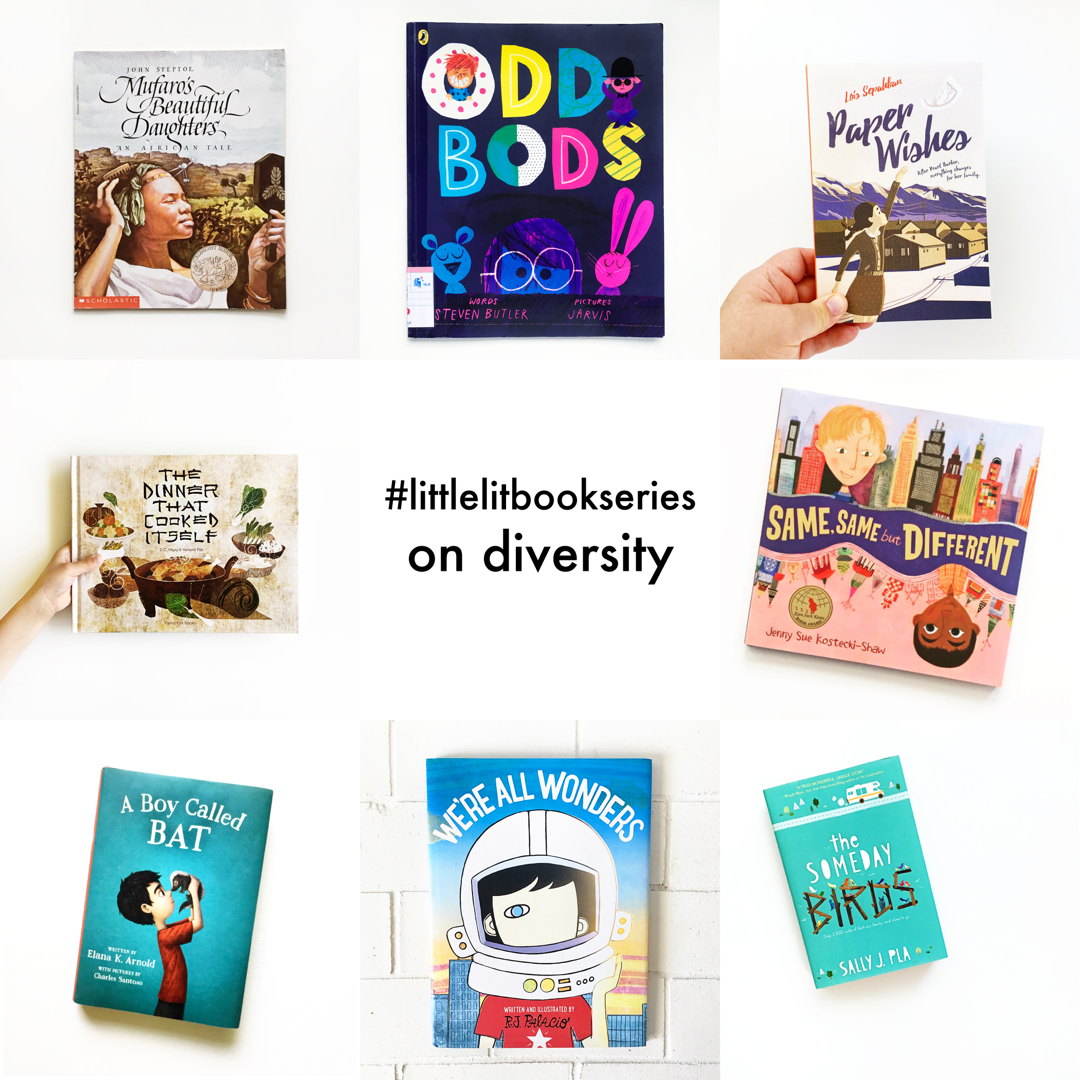 Little Lit Book Series: Diverse Books