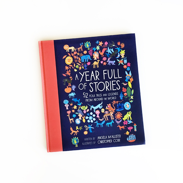 A Year Full of Stories | Little Lit Book Series