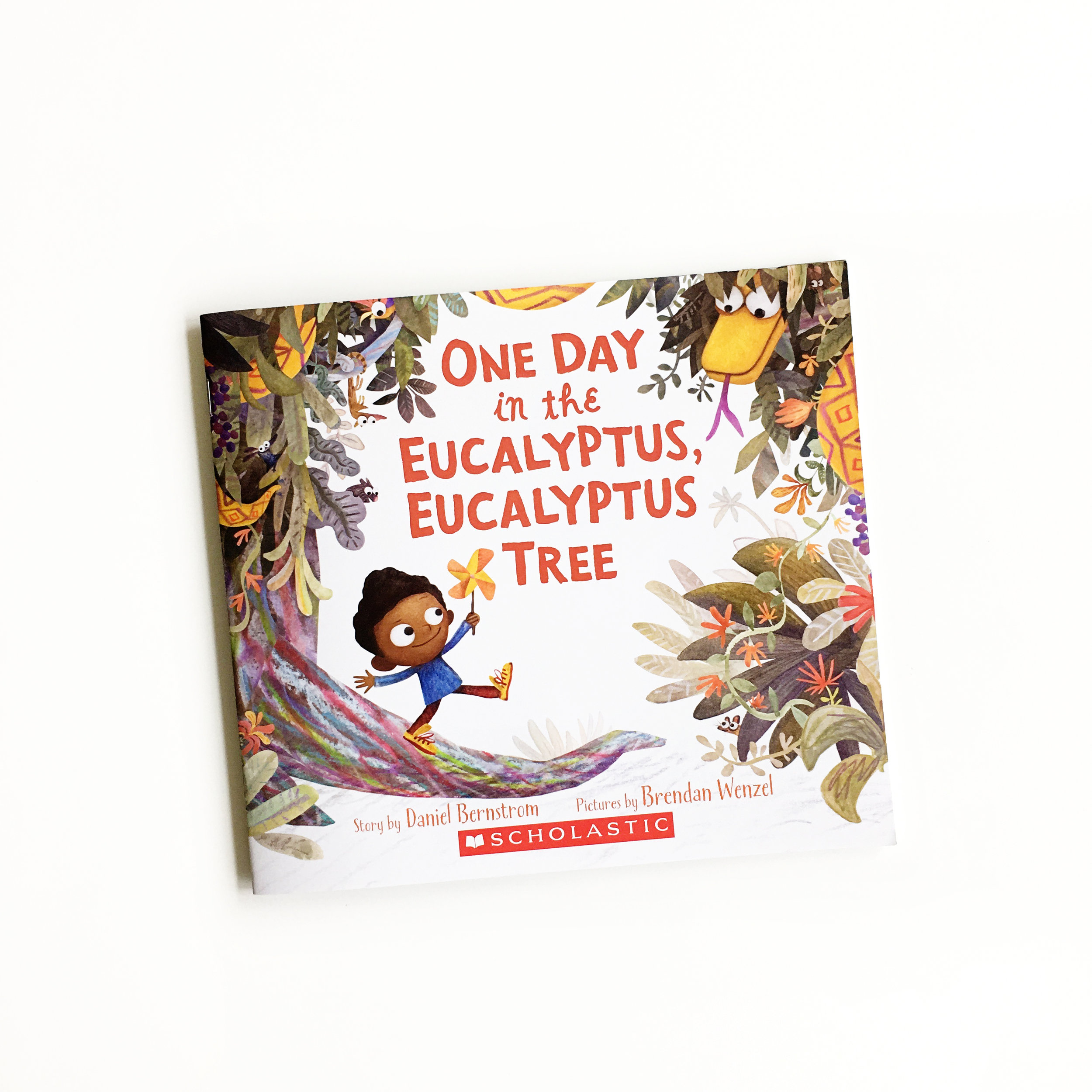 One Day in the Eucalyptus, Eucalyptus Tree | Little Lit Book Series