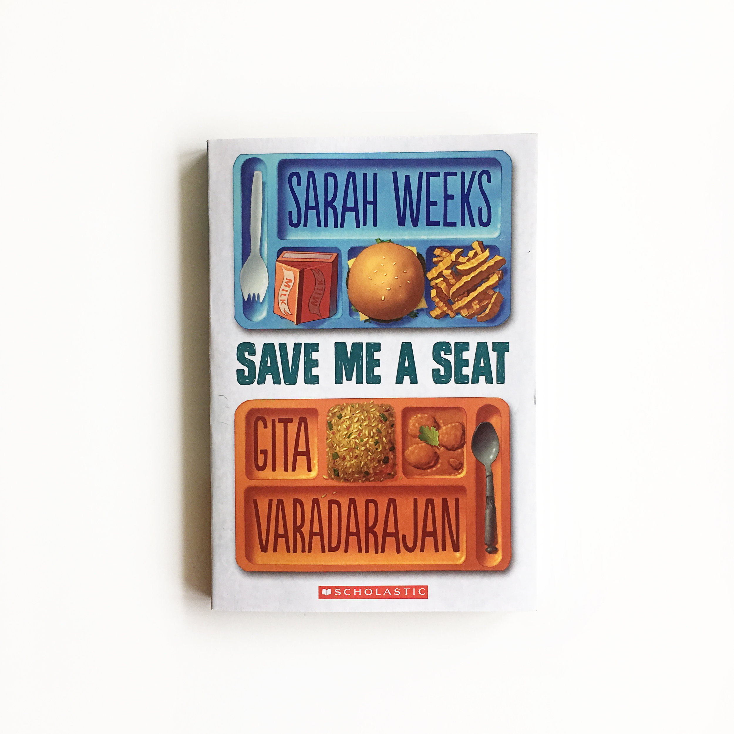Save Me a Seat   Little Lit Book Series