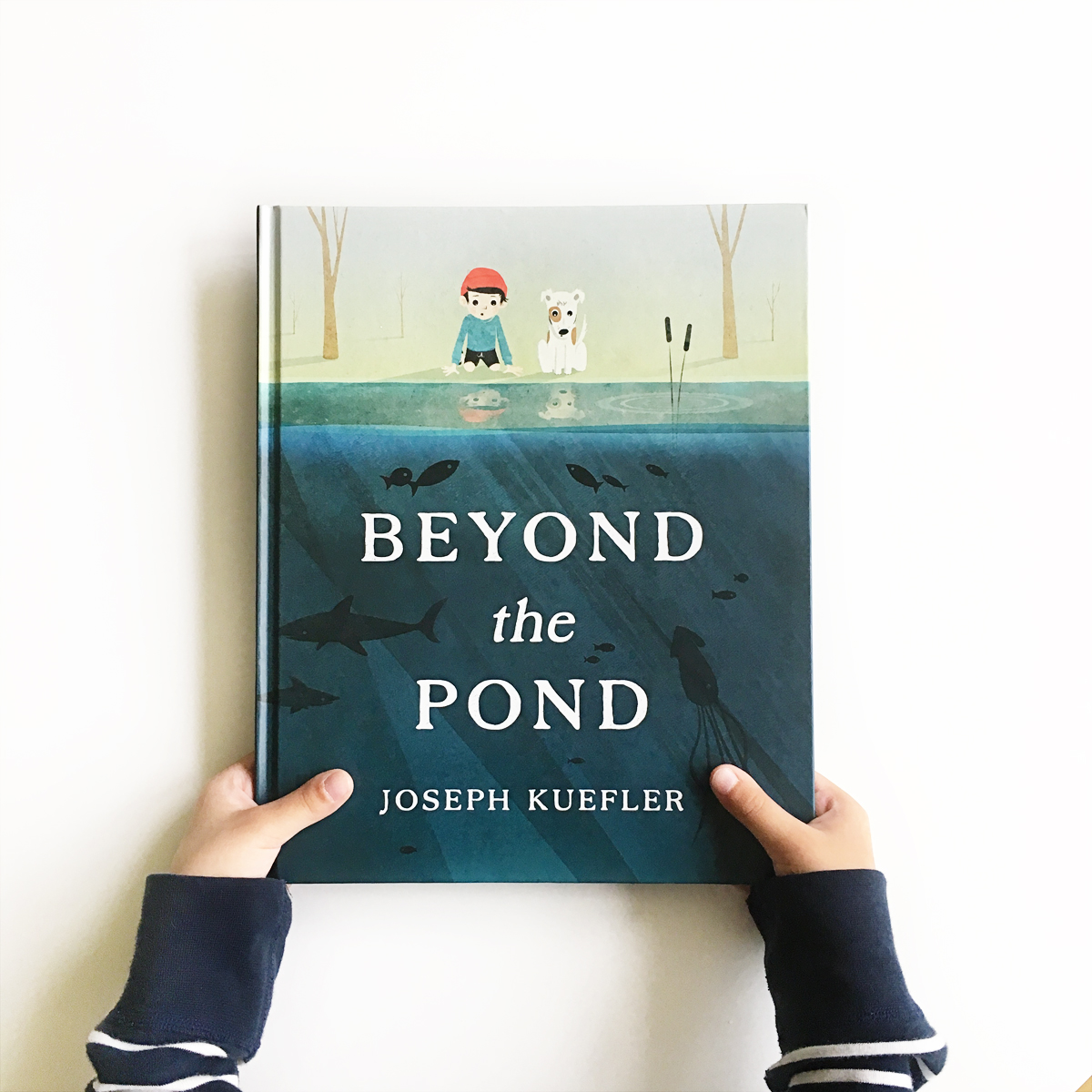 Beyond the Pond | Little Lit Book Series