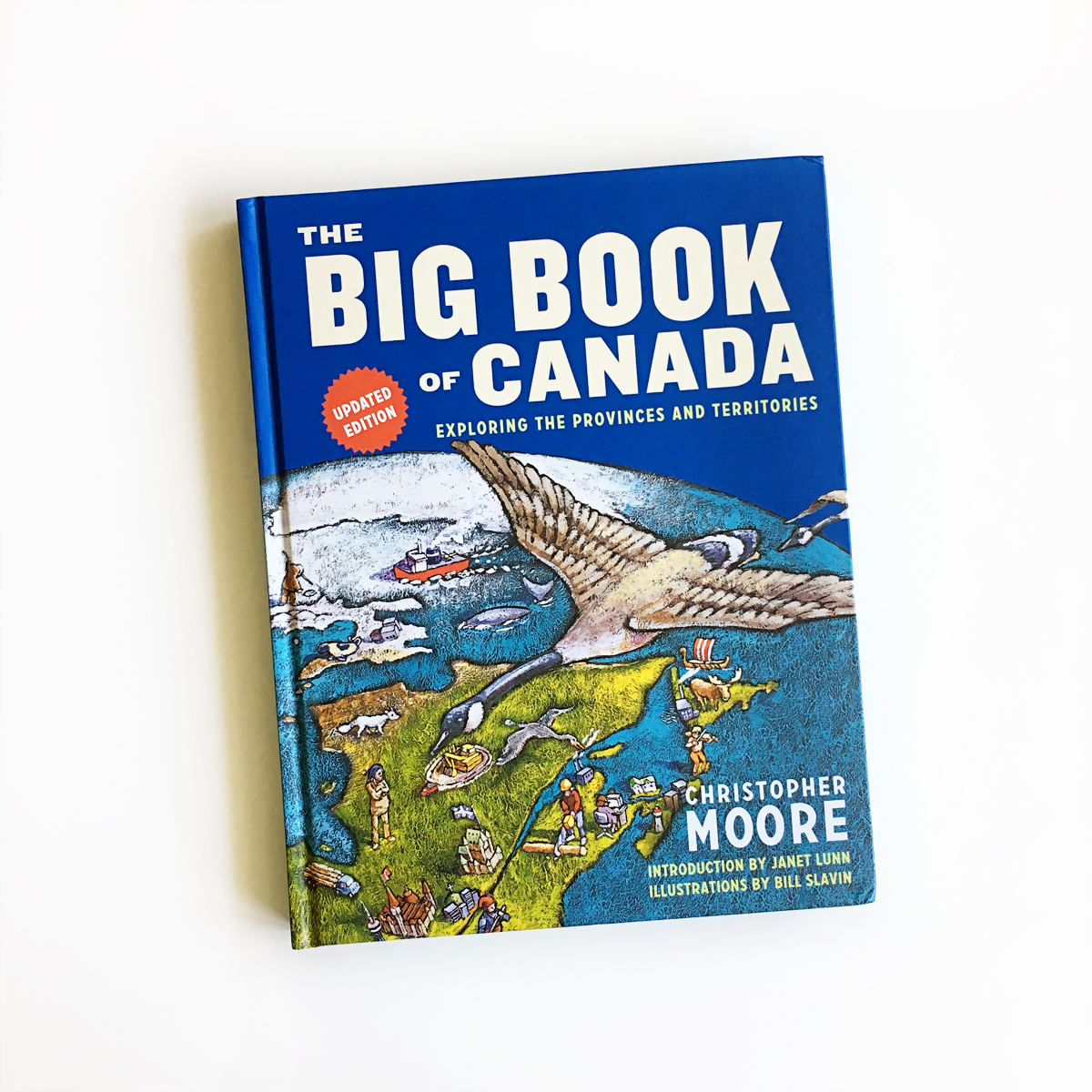 The Big Book of Canada | Little Lit Book Series