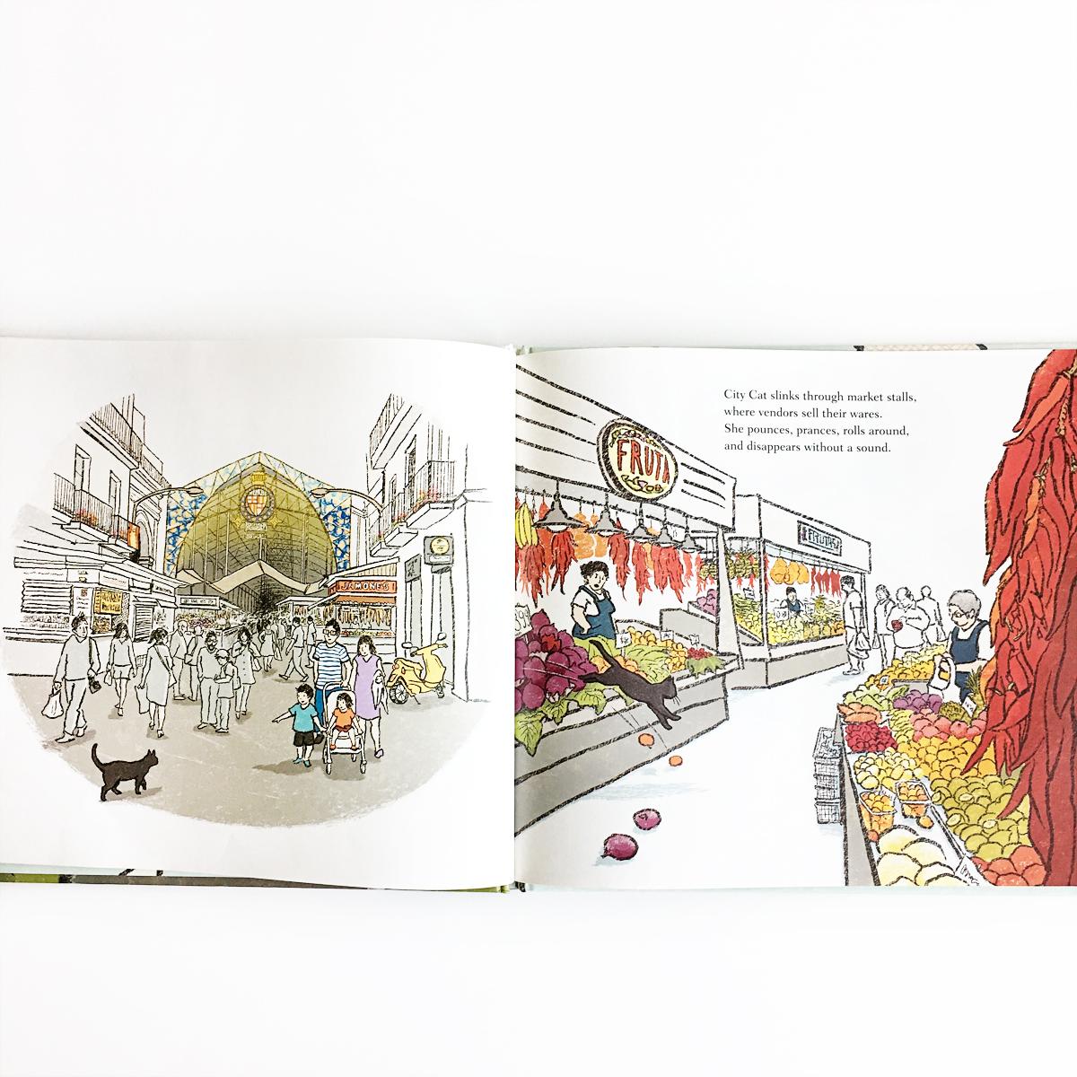 City Cat | Little Lit Book Series