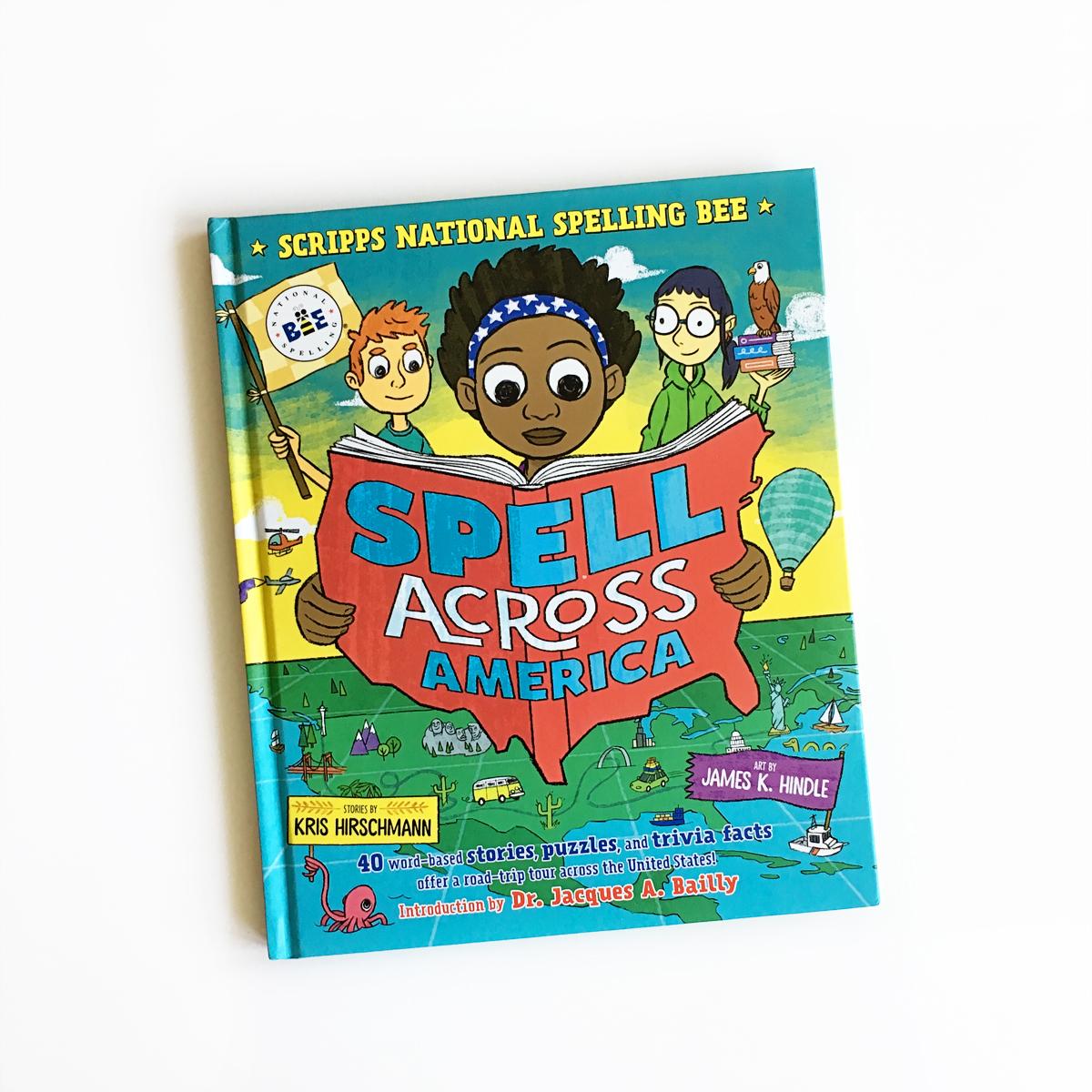Spell Across America | Little Lit Book Series