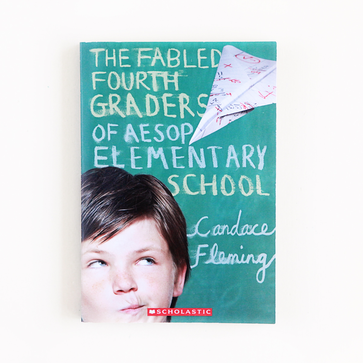 The Fabled Fourth Graders of Aesop Elementary | Little Lit Book Series
