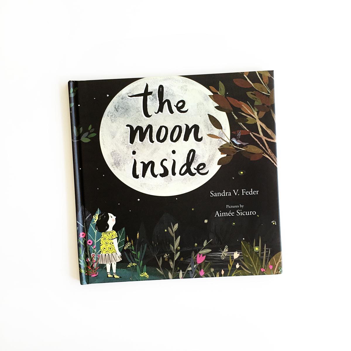 The Moon Inside | Little Lit Book Series
