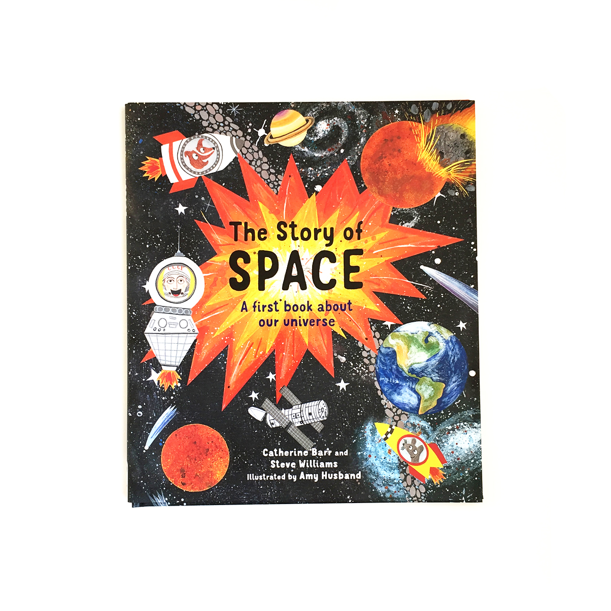 The Story of Space | Little Lit Book Series