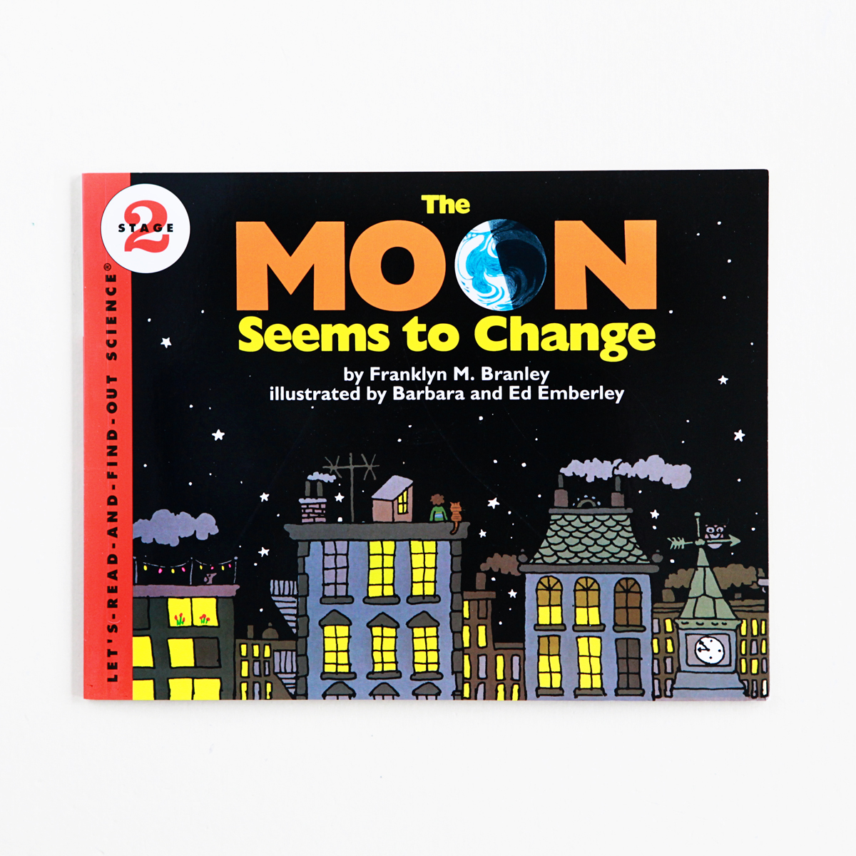 The Moon Seems To Change | Little Lit Book Series