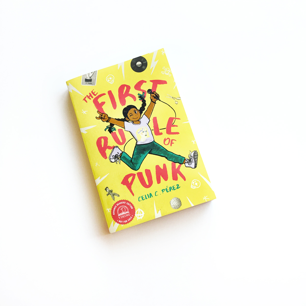 The First Rule of Punk | Little Lit Book Series