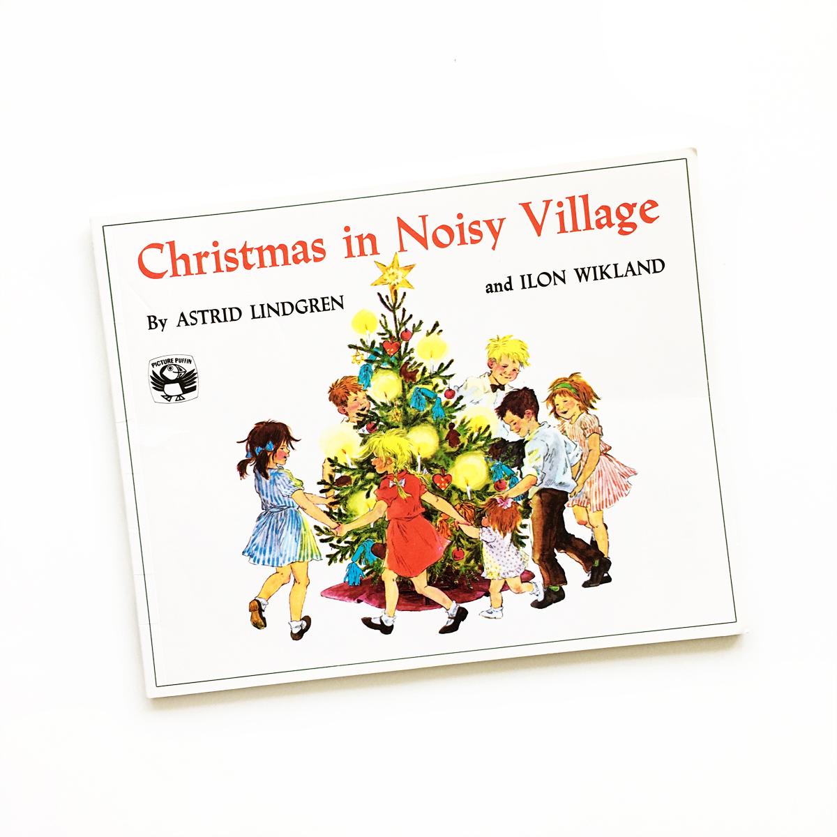 Christmas in Noisy Village | Little Lit Book Series