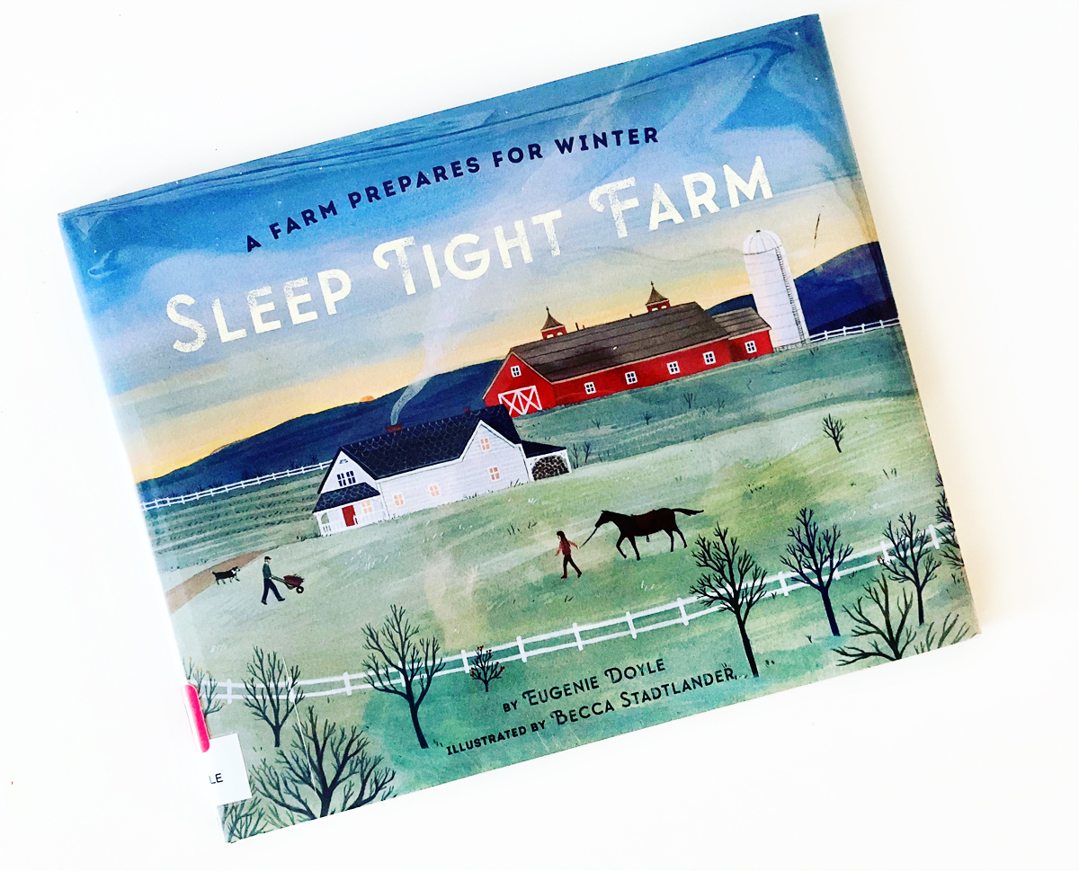 Sleep Tight Farm | Little Lit Book Series