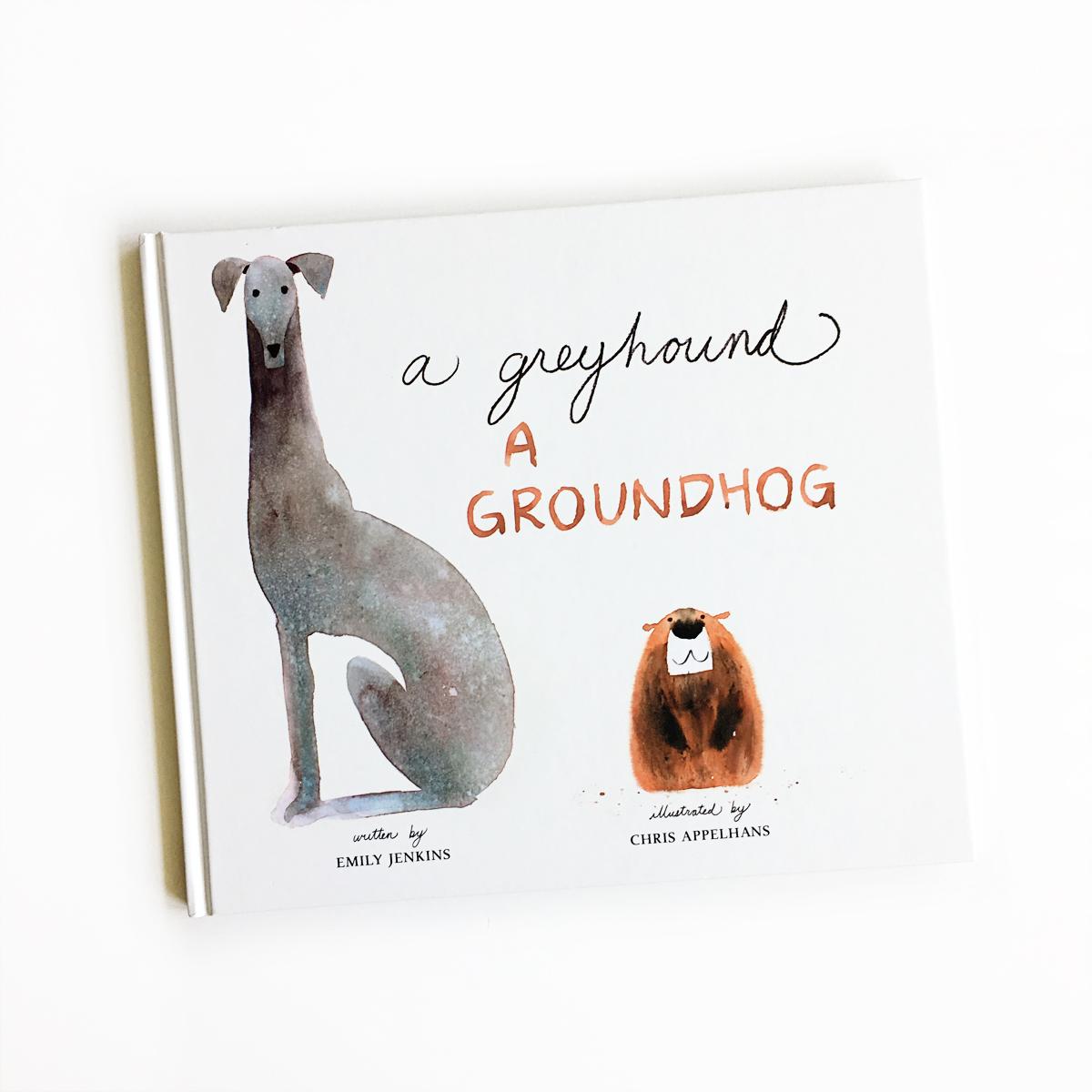 A Greyhound, a Groundhog | Little Lit Book Series