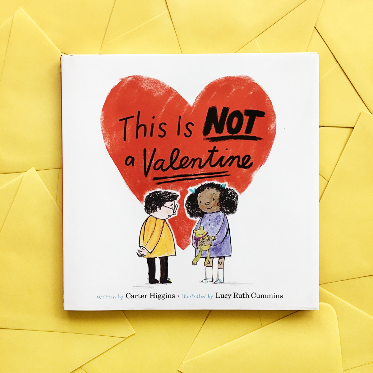 This Is Not a Valentine   Little Lit Book Series