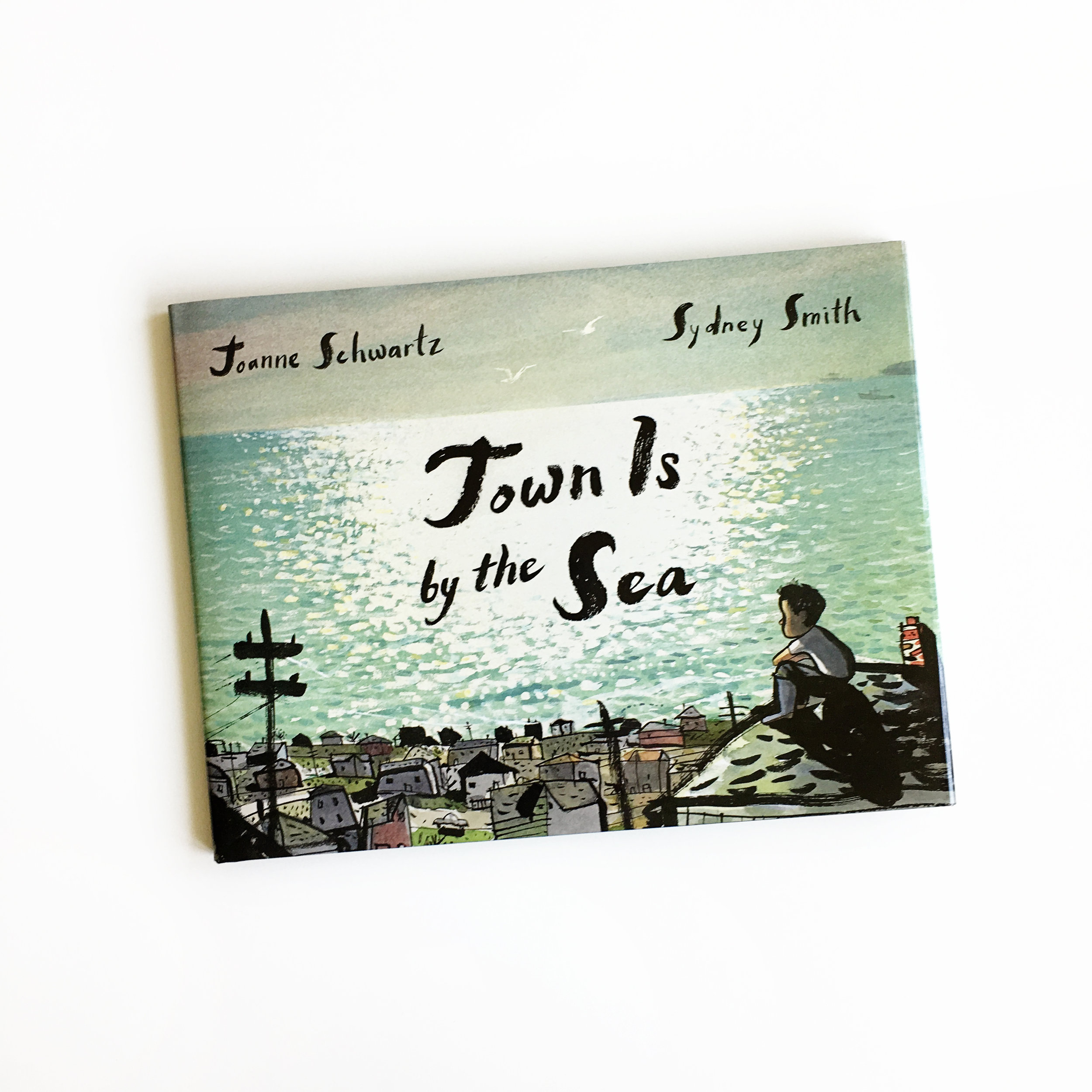 Town Is by the Sea | Little Lit Book Series