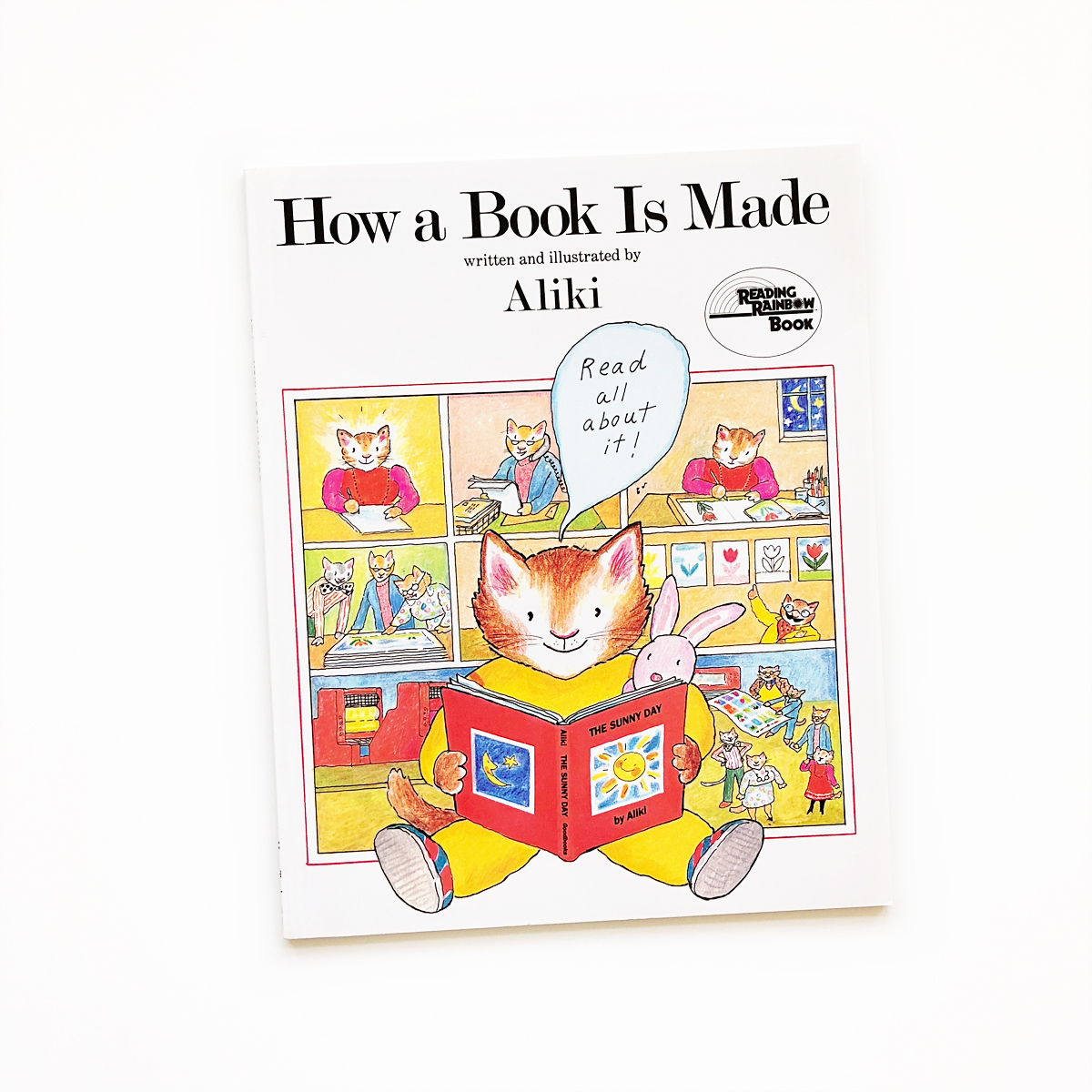 How a Book Is Made | Little Lit Book Series