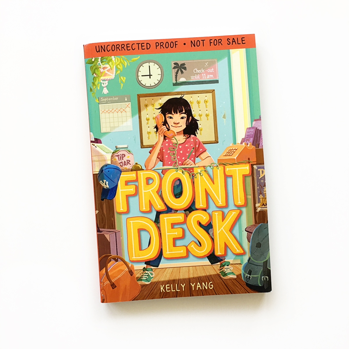 Front Desk | Little Lit Book Series