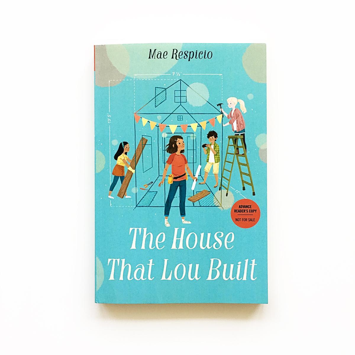 The House That Lou Built | Little Lit Book Series