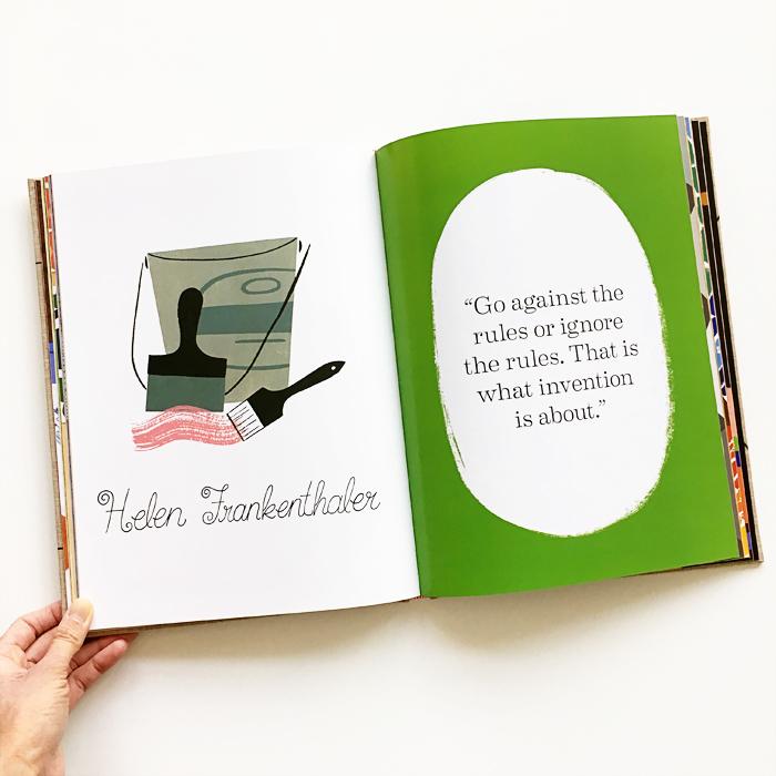 Mid-Century Modern Women in the Visual Arts | Little Lit Book Series