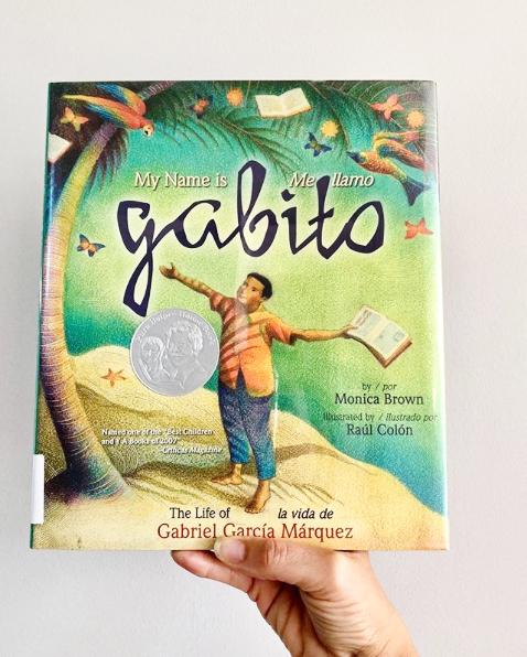 My Name Is Gabito / Me Llamo Gabito | Little Lit Book Series