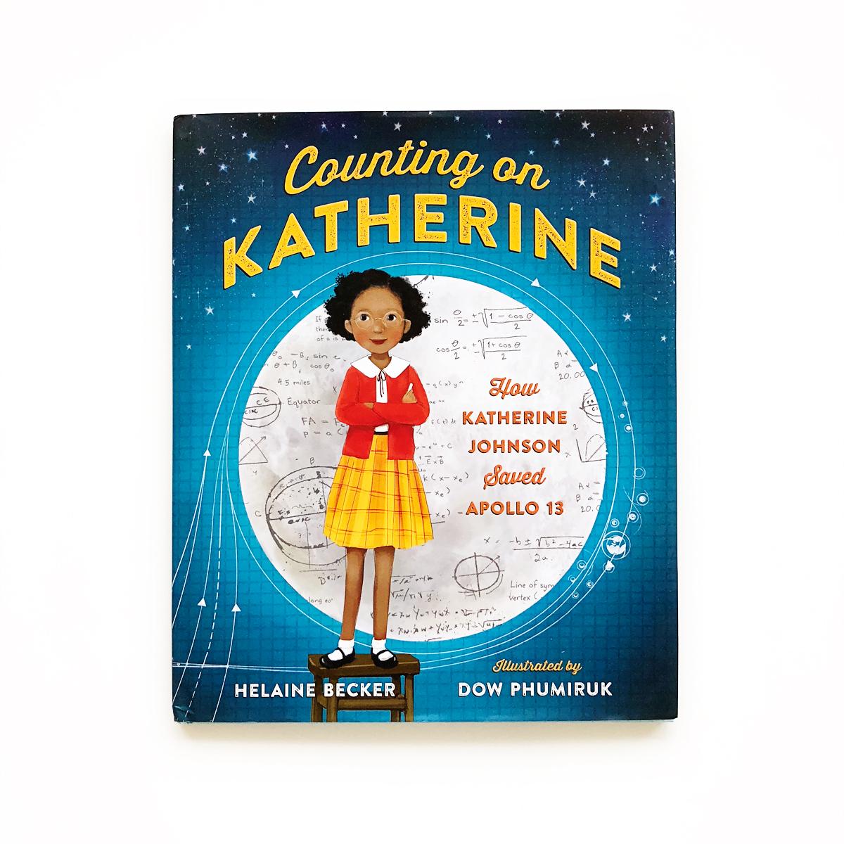 Counting on Katherine: How Katherine Johnson Saved Apollo 13 | Little Lit Book Series